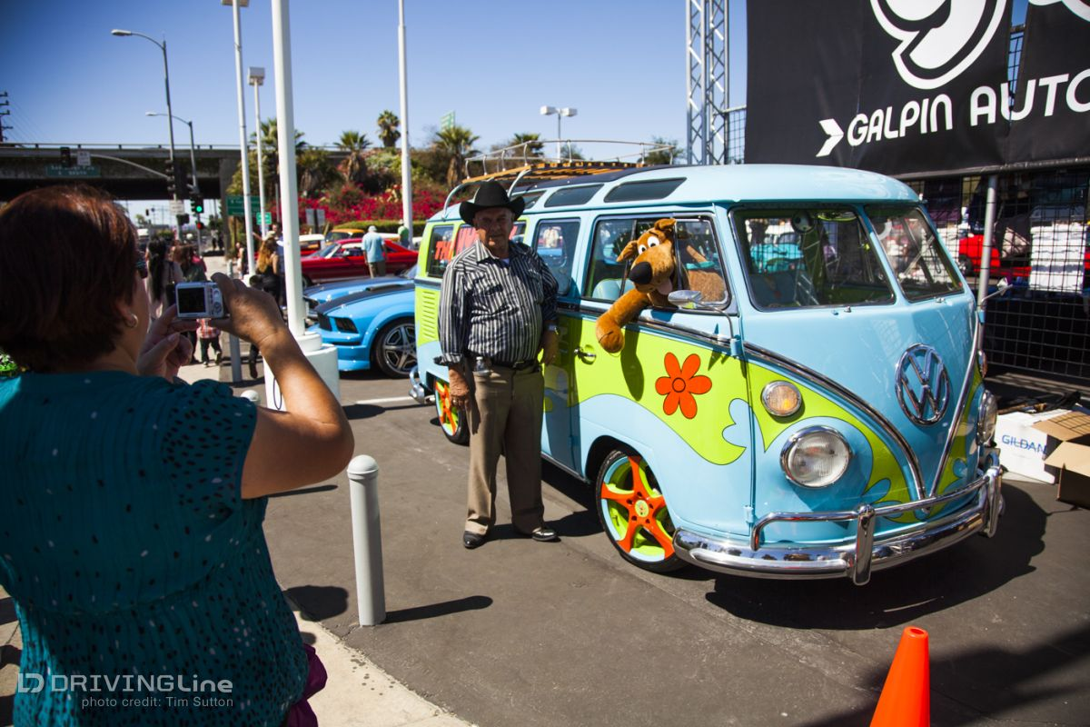 Not Just Any Dealership: Galpin's Car Show | DrivingLine