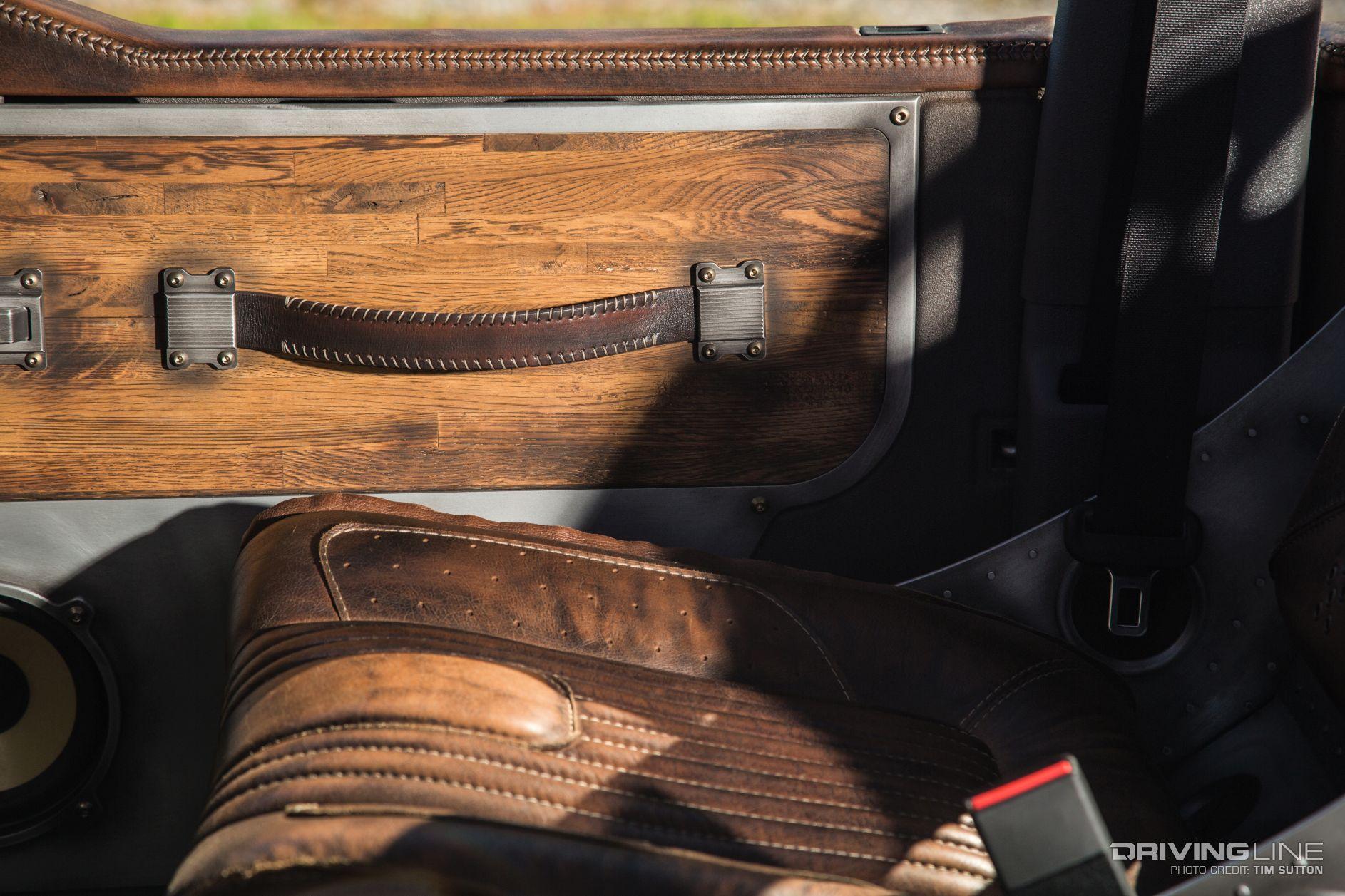 starwood motors jeep wrangler unlimited rat rod jk drivingline. Black Bedroom Furniture Sets. Home Design Ideas