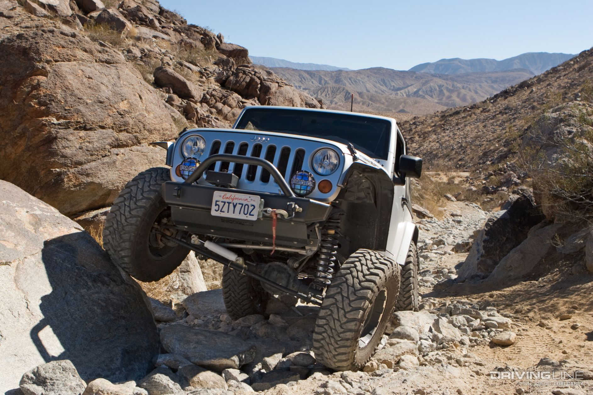 2007 Jeep Wrangler Jk Overland Build Drivingline