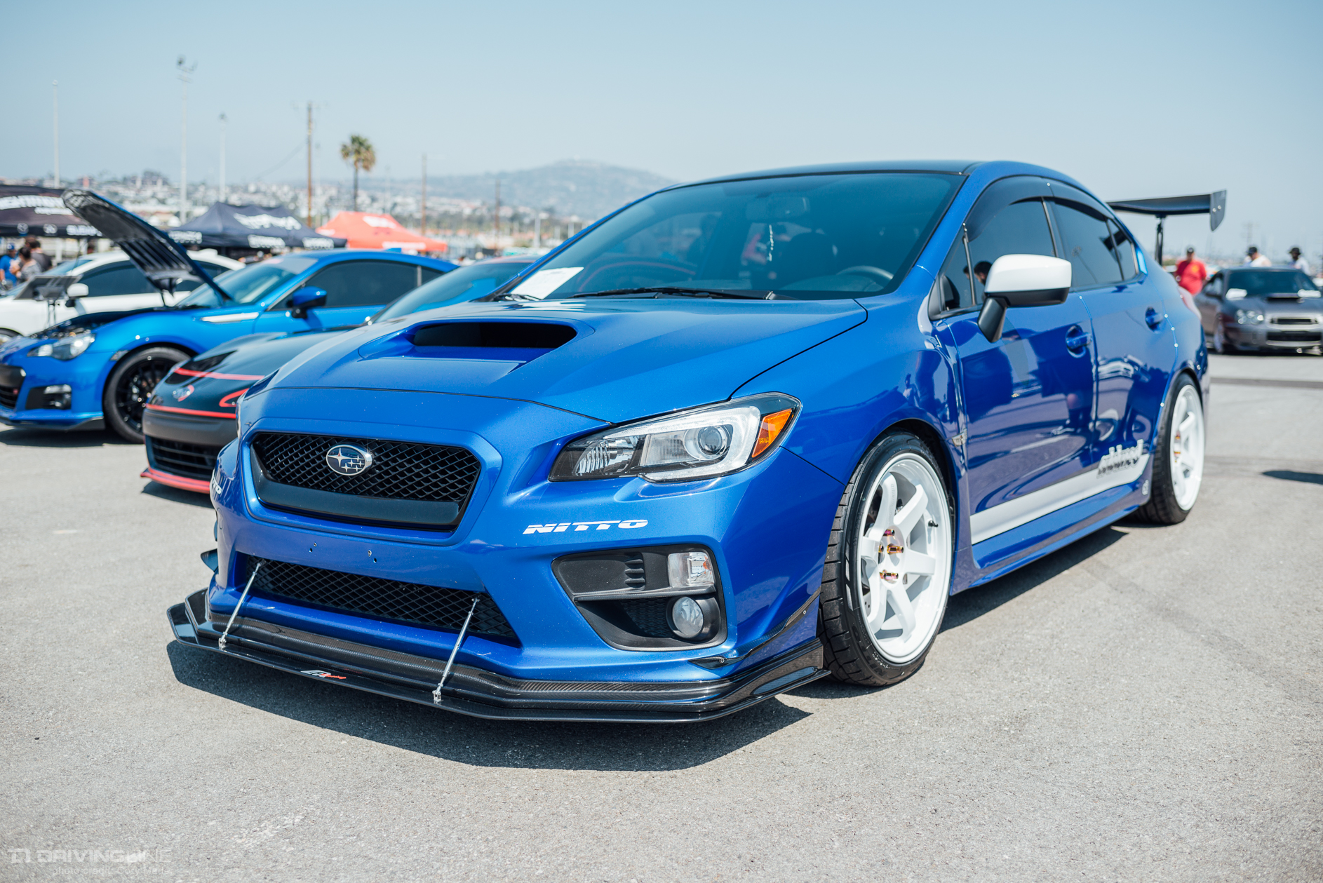 A Sea of Blue: Subaru Summer Solstice 2016 [Gallery ...