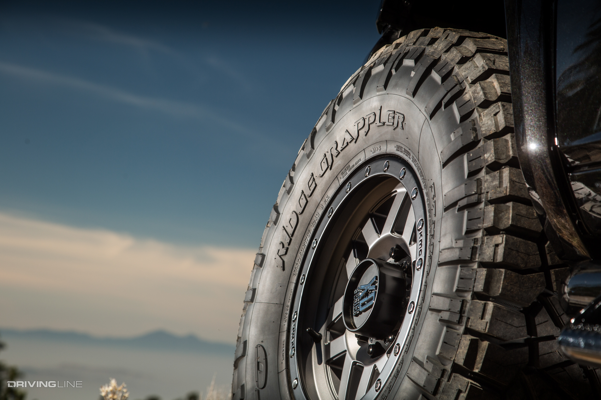 Nitto Ridge Grappler: Breaking Boundaries in a Light Truck ...