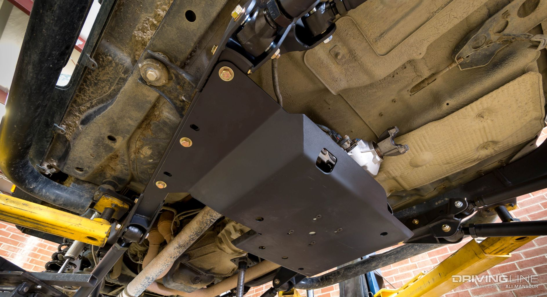 2000 Jeep Wrangler TJ BDS Long Arm Suspension Install ...
