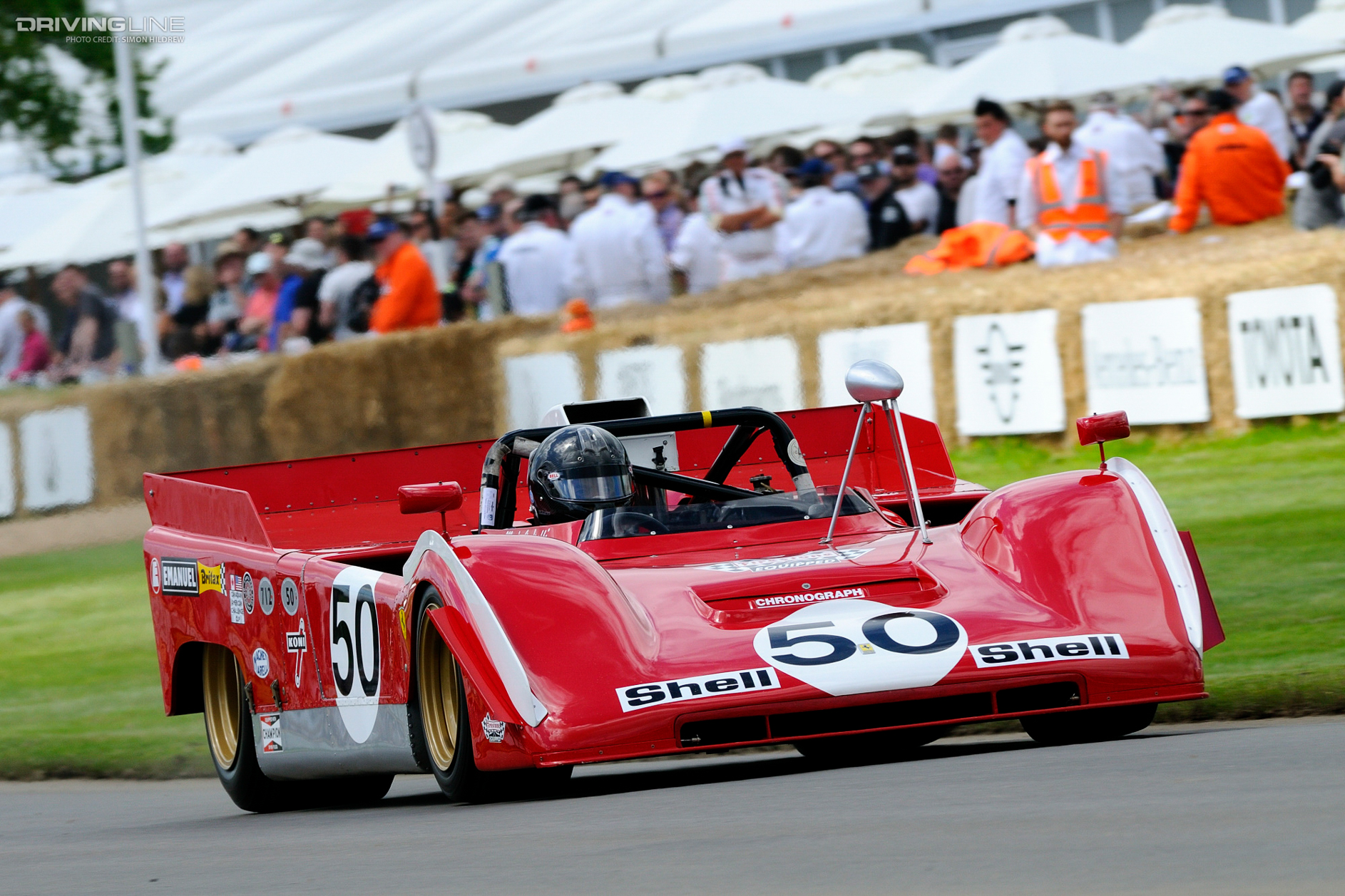 Goodwood Festival Of Speed 2016 Full Throttle Gallery