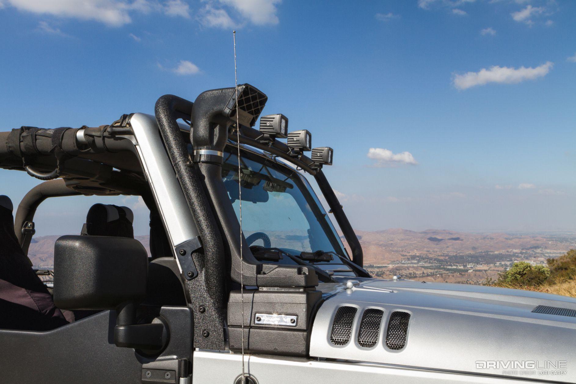 Jeep Wrangler Jk Snorkel Review Drivingline