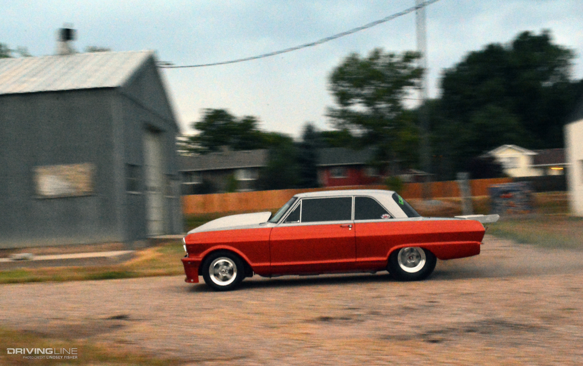 Classic Muscle Meets Modern Performance With This 1963