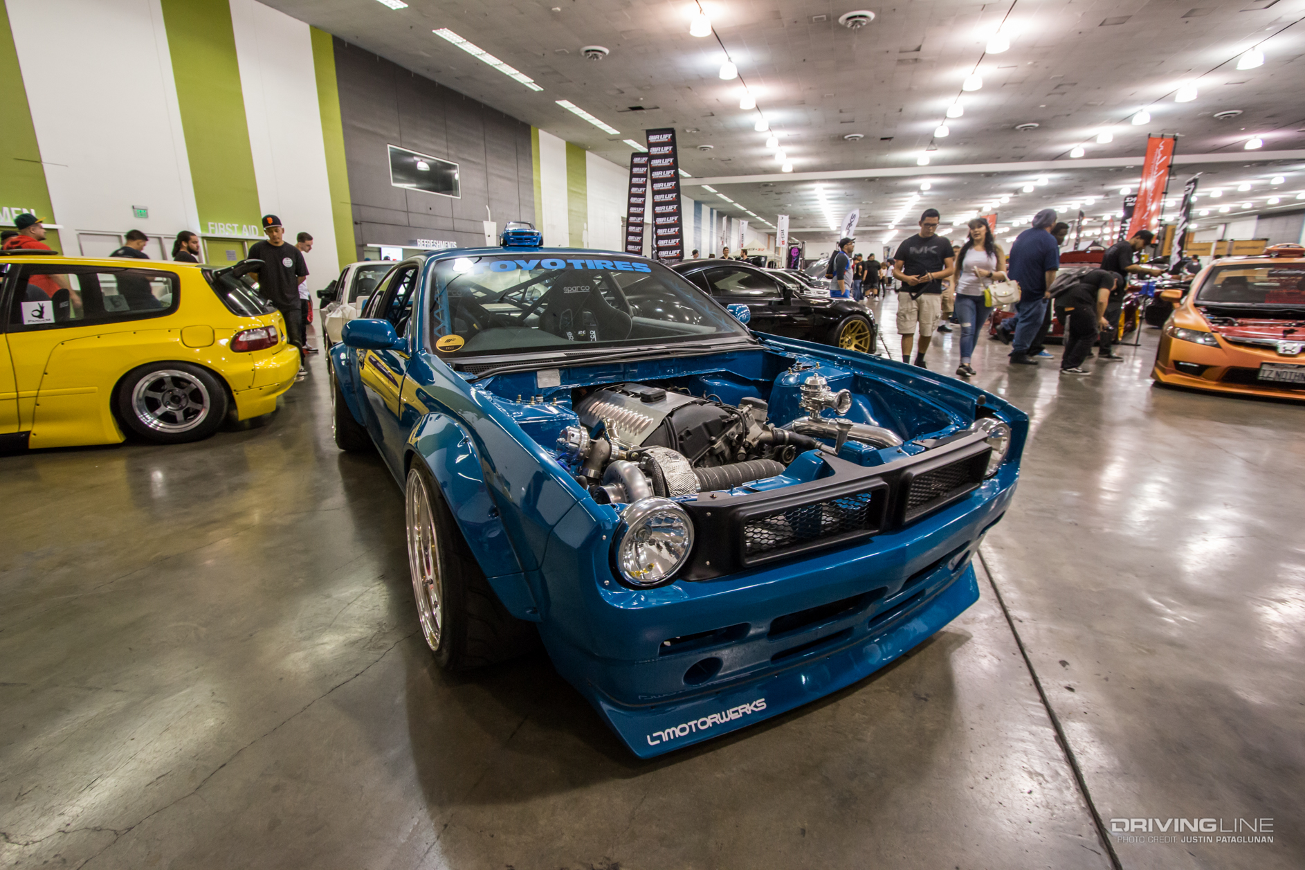 The Top 7 Show Cars of Wekfest San Jose 2016