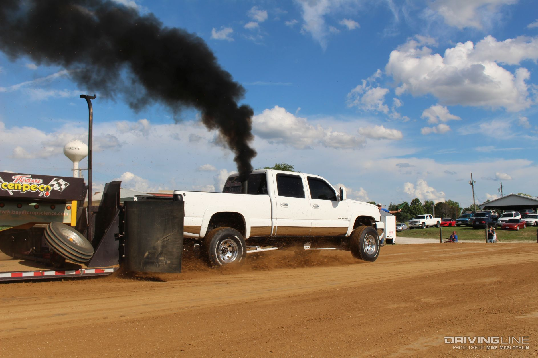 Cass County Truck and Tractor Pull 2016 Season Opener