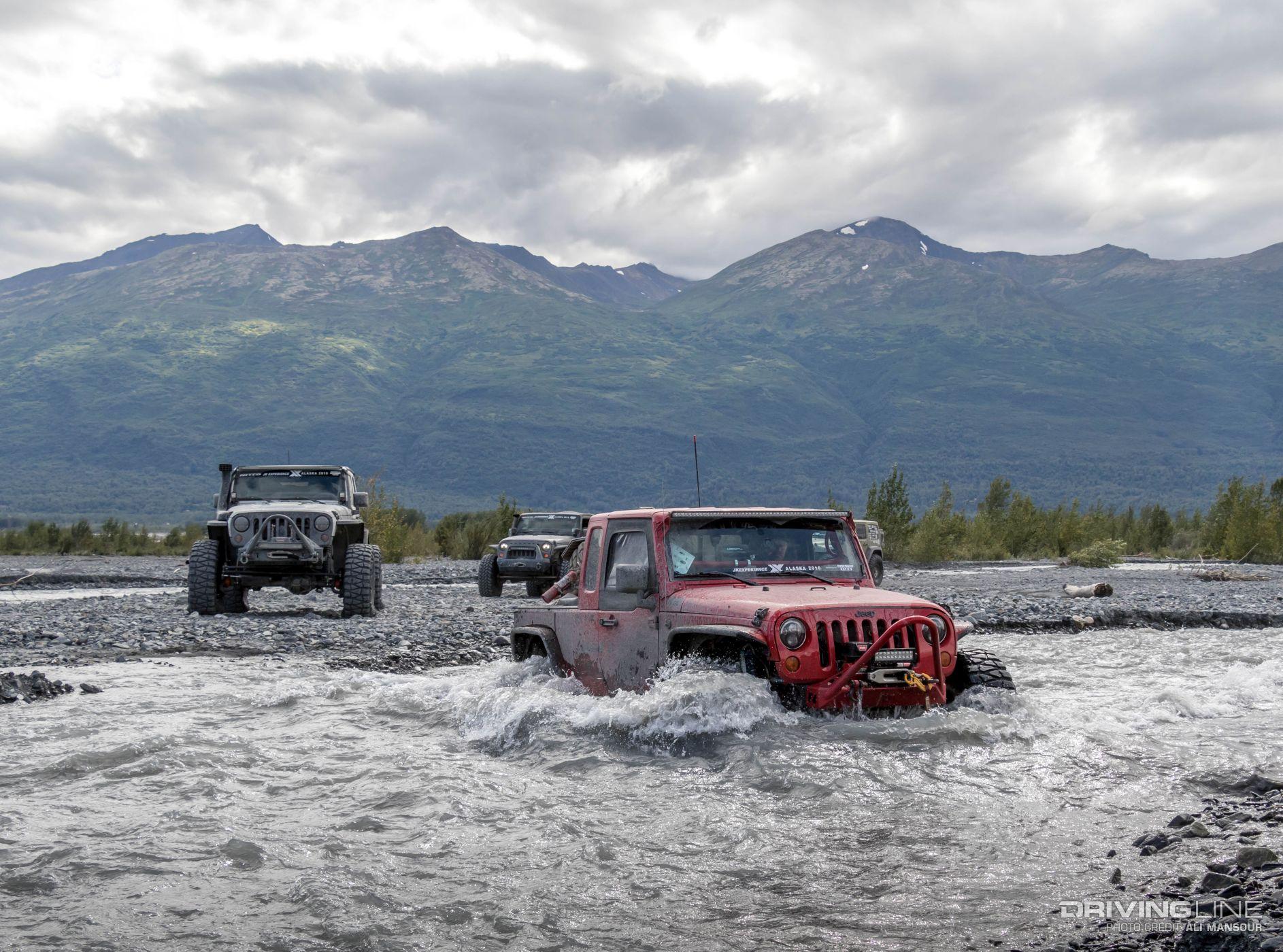 Best Year For Jeep Wrangler >> 2016 Nitto JK Experience Alaska | DrivingLine