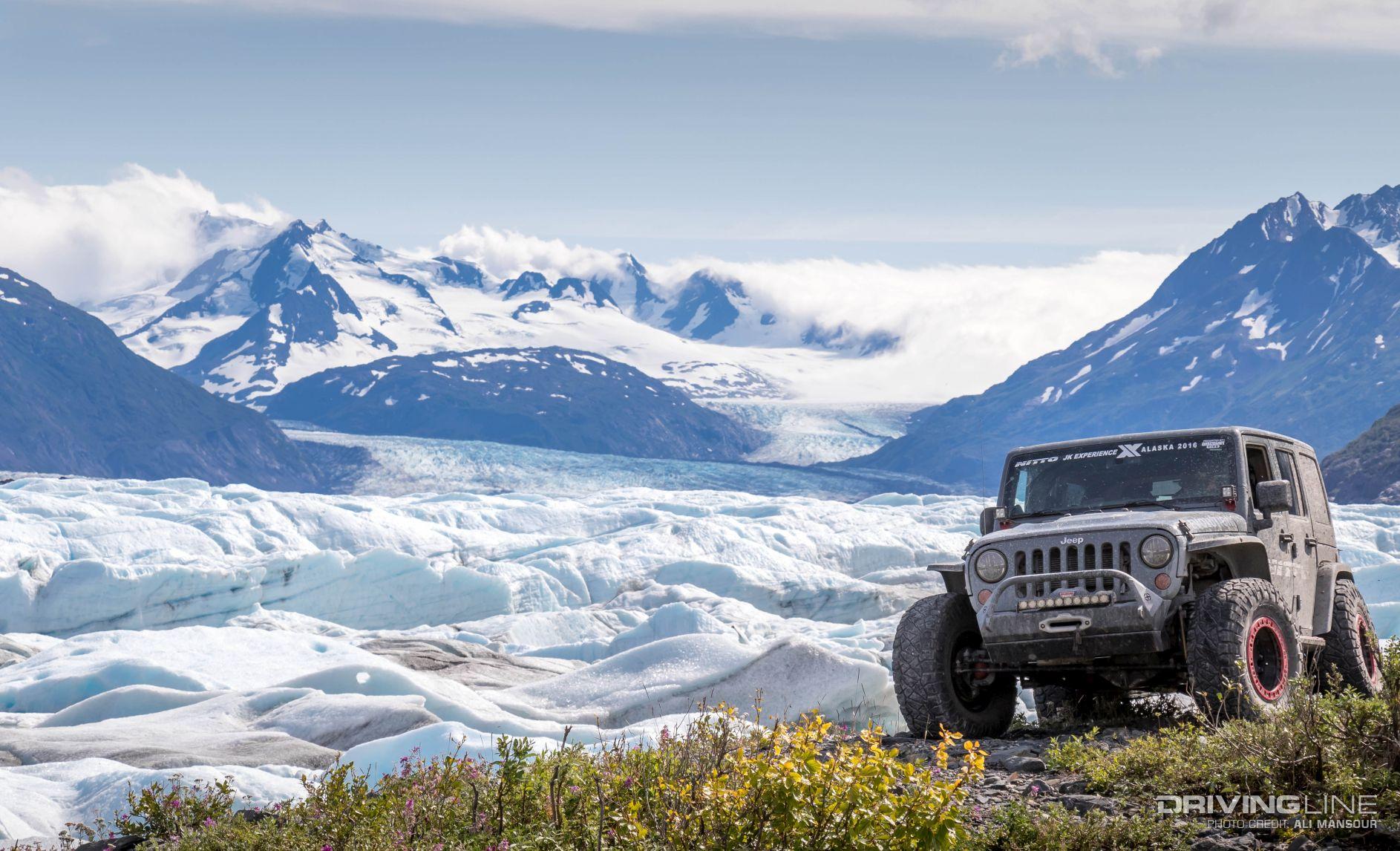 2016 Jeep Wrangler Diesel >> 2016 Nitto JK Experience Alaska | DrivingLine