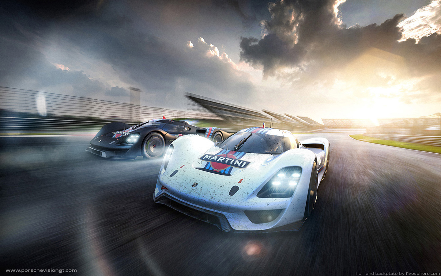 Porsche 908 04 Concept The Return Of The Longtail