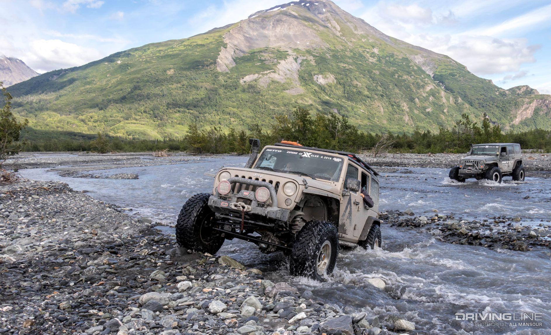 Jeep Wrangler Jk S Of The 2016 Nitto Jkx Alaska Drivingline