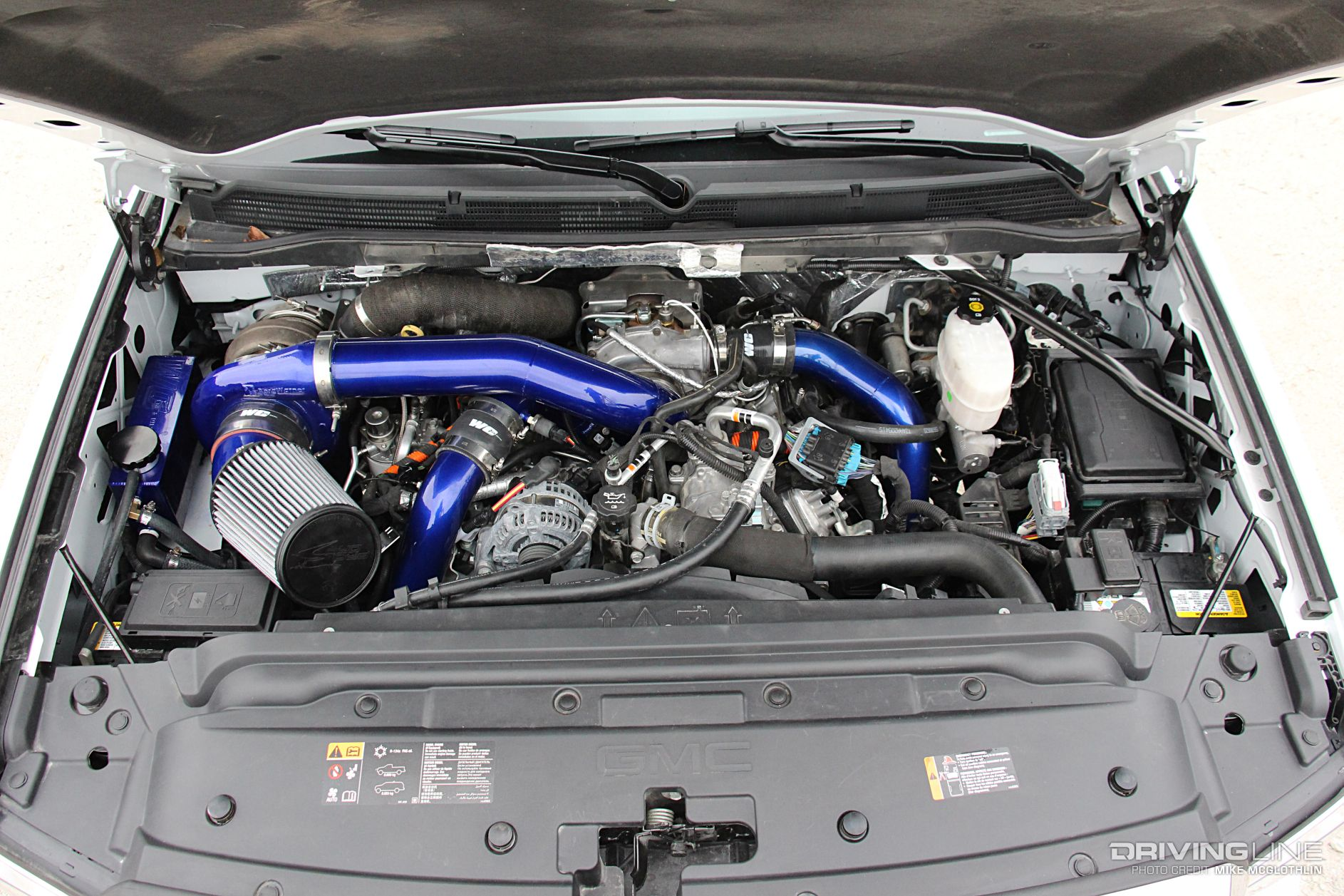 pound Turbocharged Diesel Engines 101