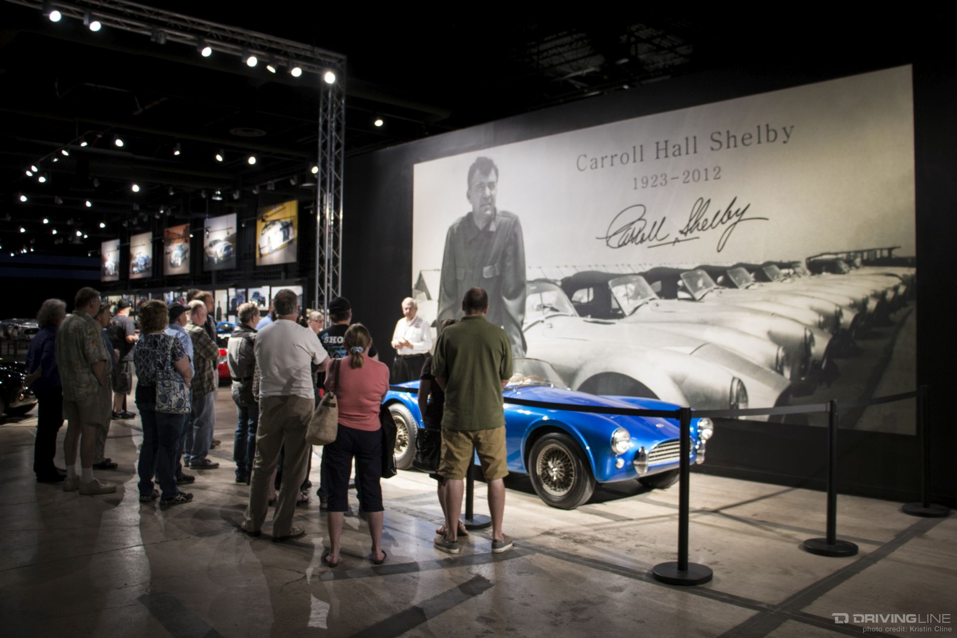 Ford Shelby Truck >> Shelby American Factory Tour: 11 Things That Prove Carroll ...