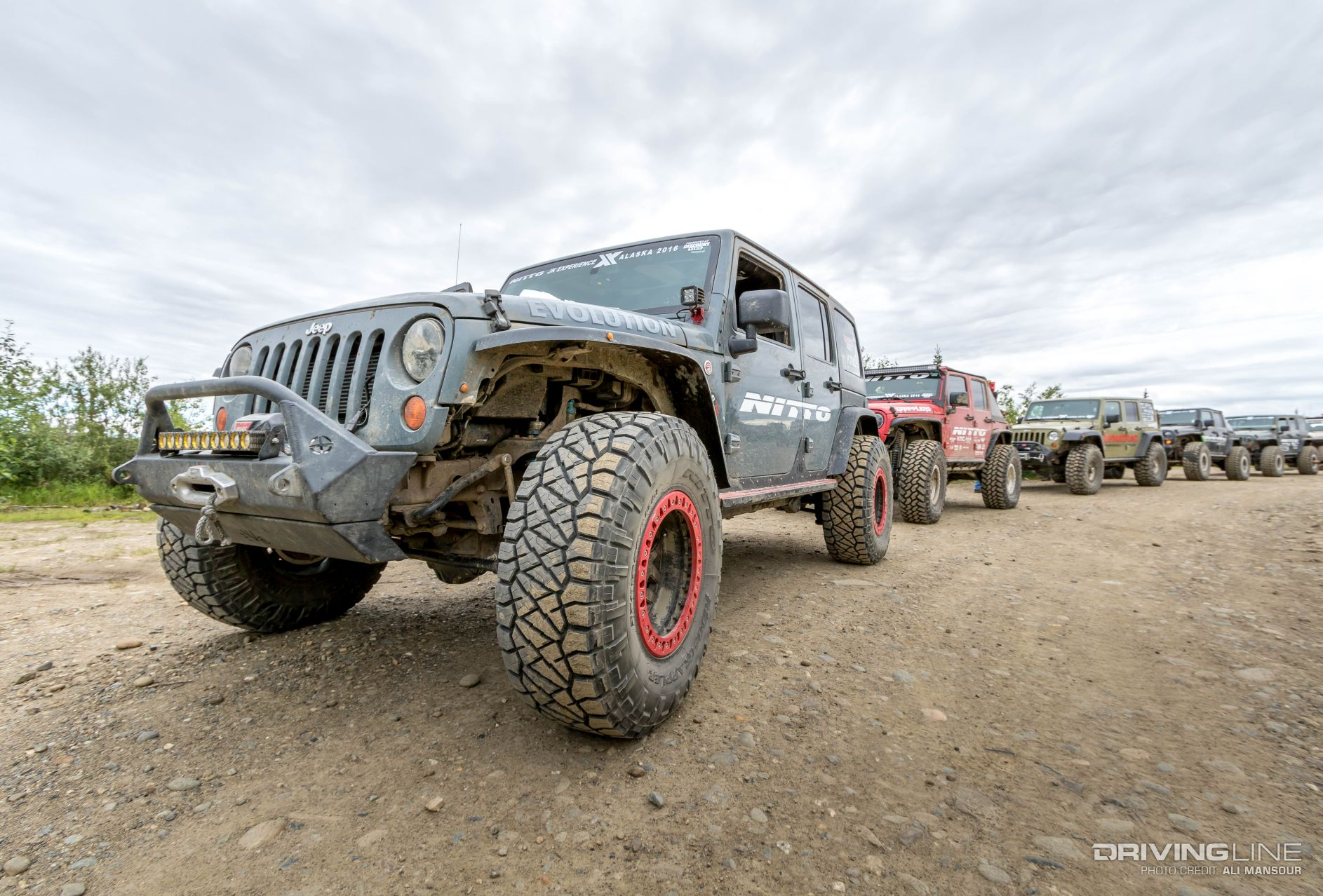 Nitto Ridge Grappler Tire Review | DrivingLine