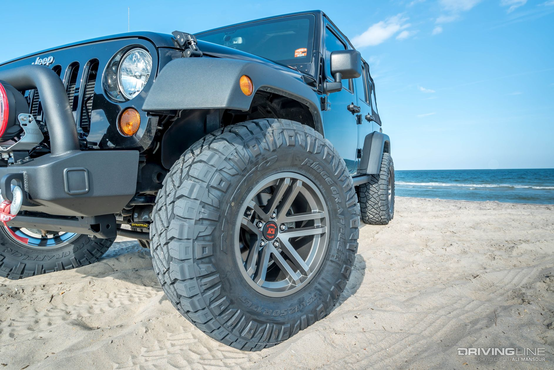 Jeep Jk Lift Kit Reviewswhat Should I Use For 37 Inch Tires With Nitto Ridge Grappler Tire Review Drivingline
