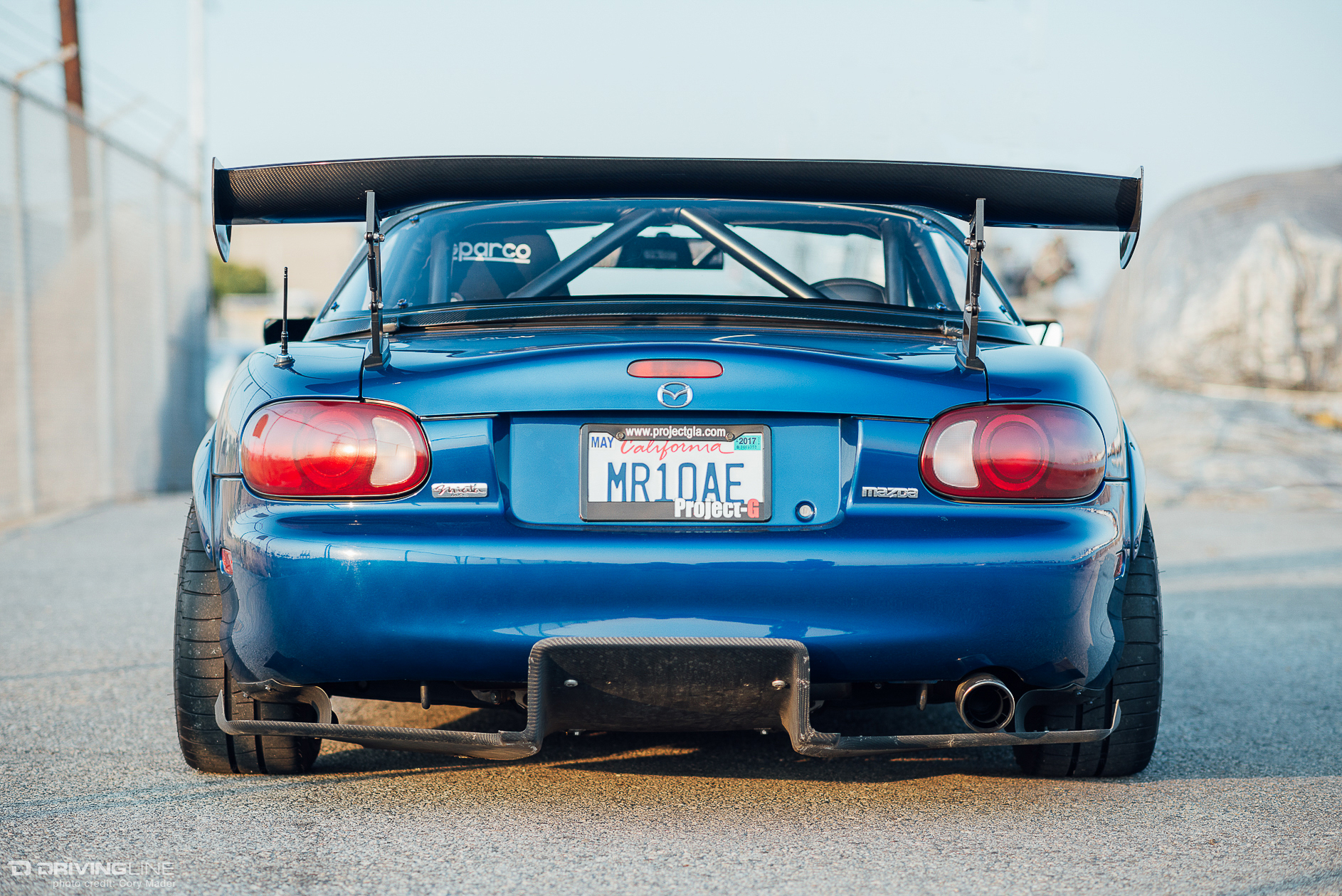 Track Prepped And Daily Driven Kentos Supercharged Nb Miata
