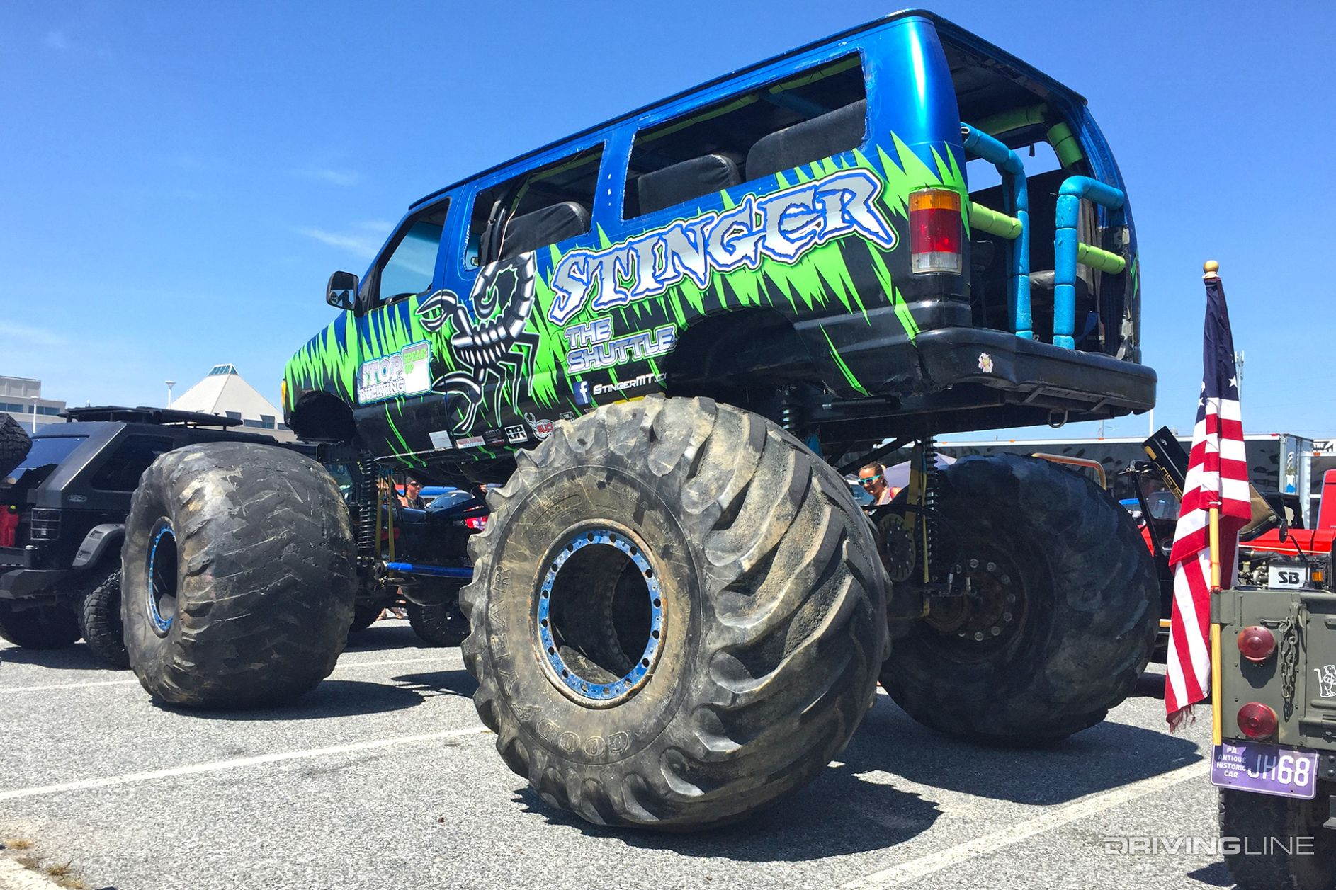 Ocean City Jeep Week >> Ocean City Jeep Week 2016: Fun in the Sun | DrivingLine
