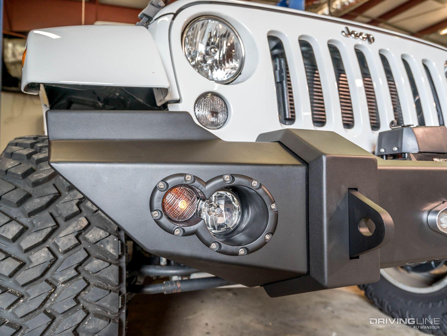 Jeep Wrangler Front Fenders On Jeep Wrangler Fog Light Wiring Diagram