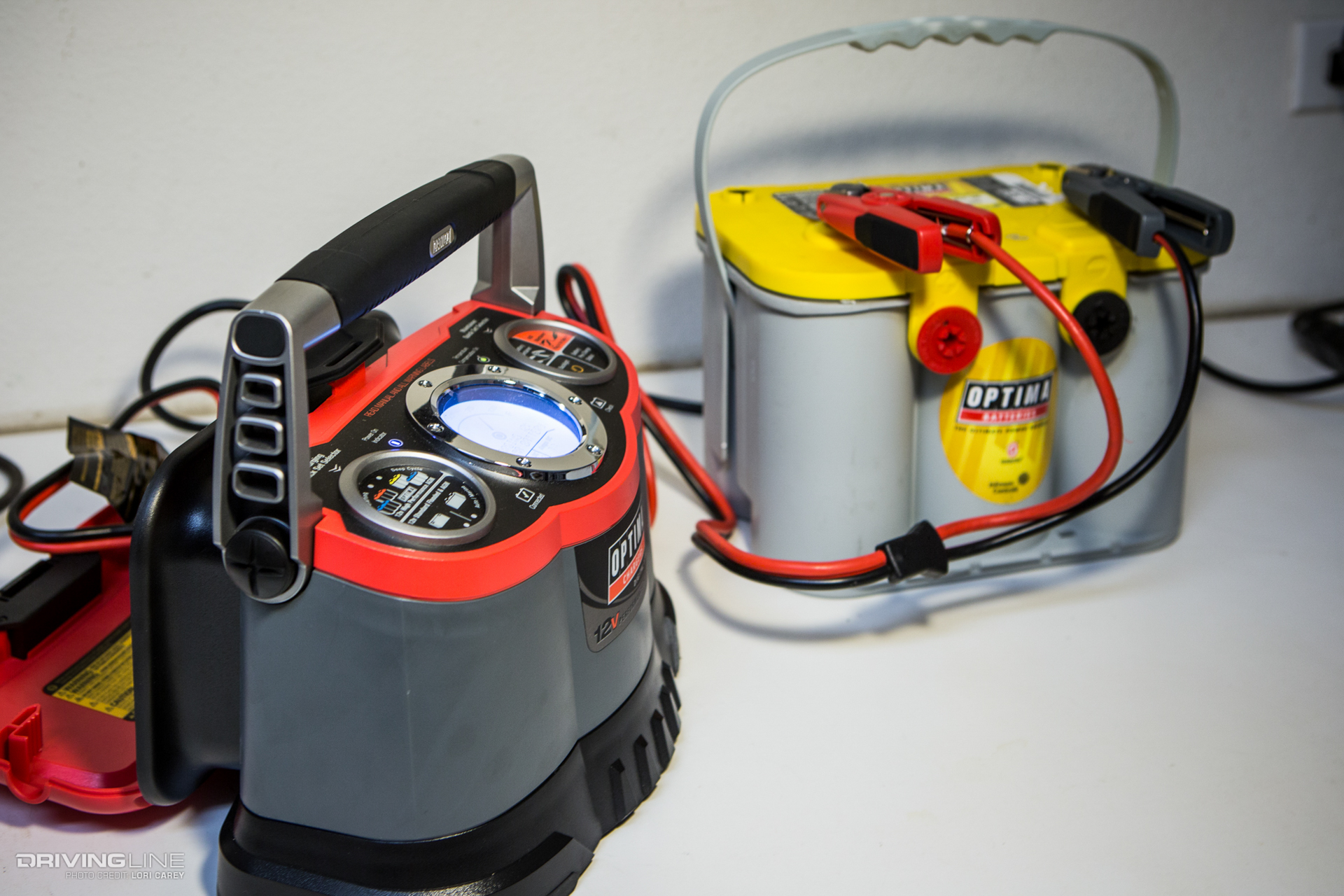 Optima Yellow Top Battery >> OPTIMA Digital Battery Charger and Maintainers Review ...