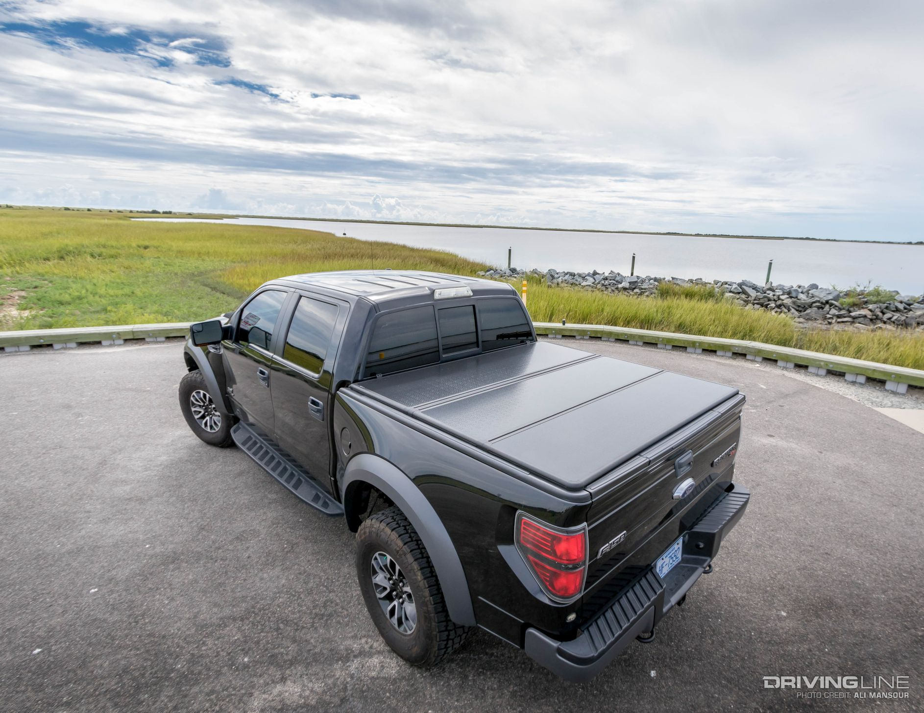 Ford F150 Hard Bed Cover >> Bestop S Ezfold Hard Tonneau Cover Review First Look