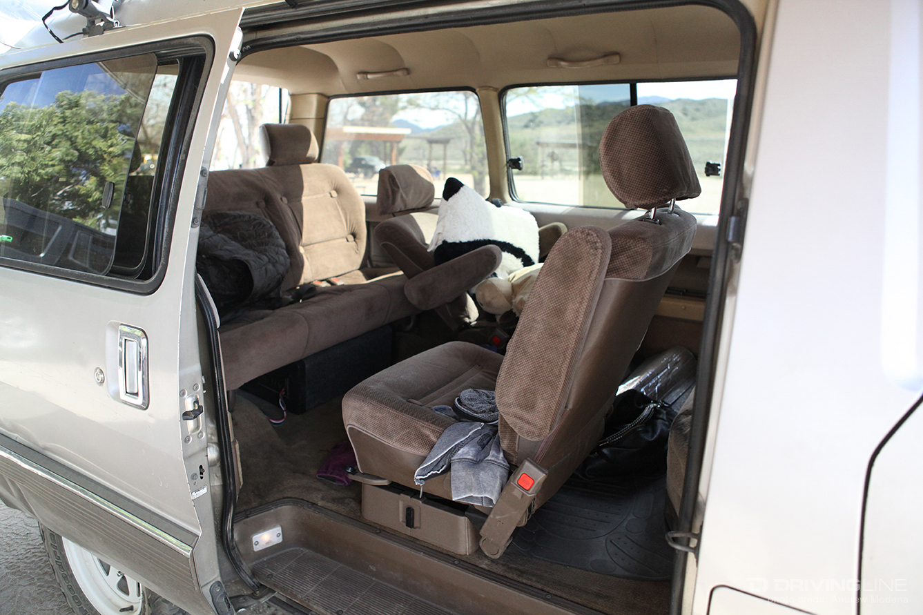 The Van That Can: A 4x4 Toyota Van Built for the Rocks