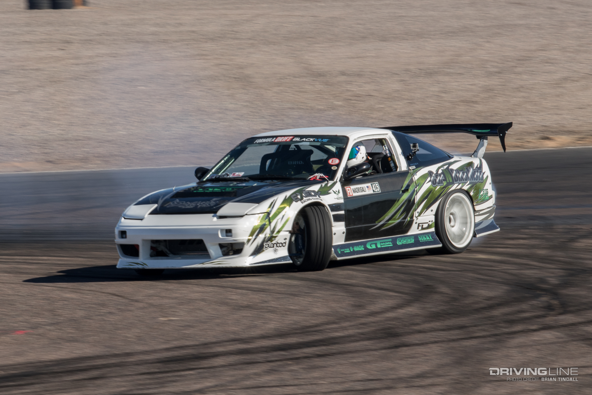 how to become a formula drift driver