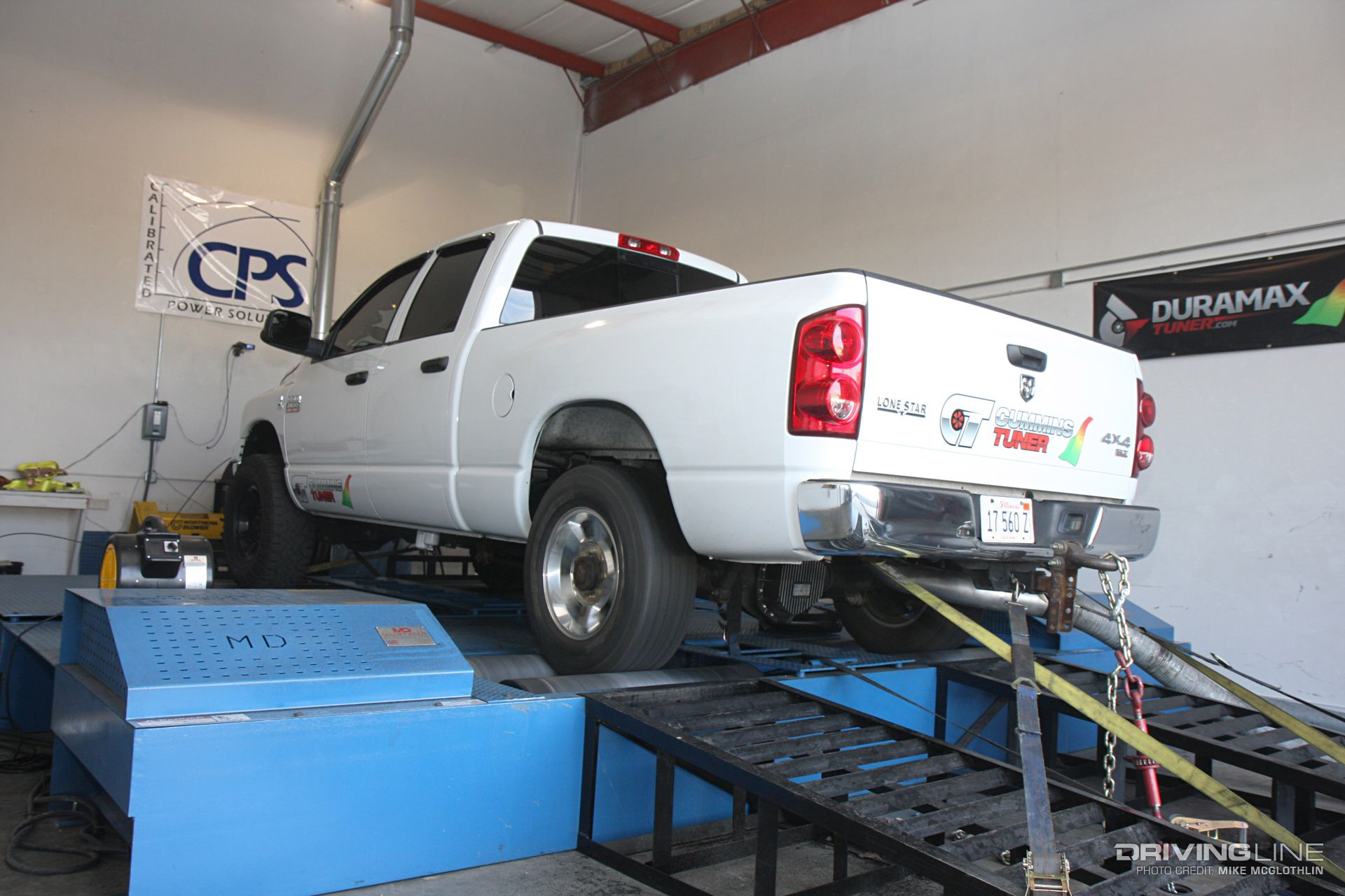 Diesel Horsepower Hunting: The What, How and Why of Chassis
