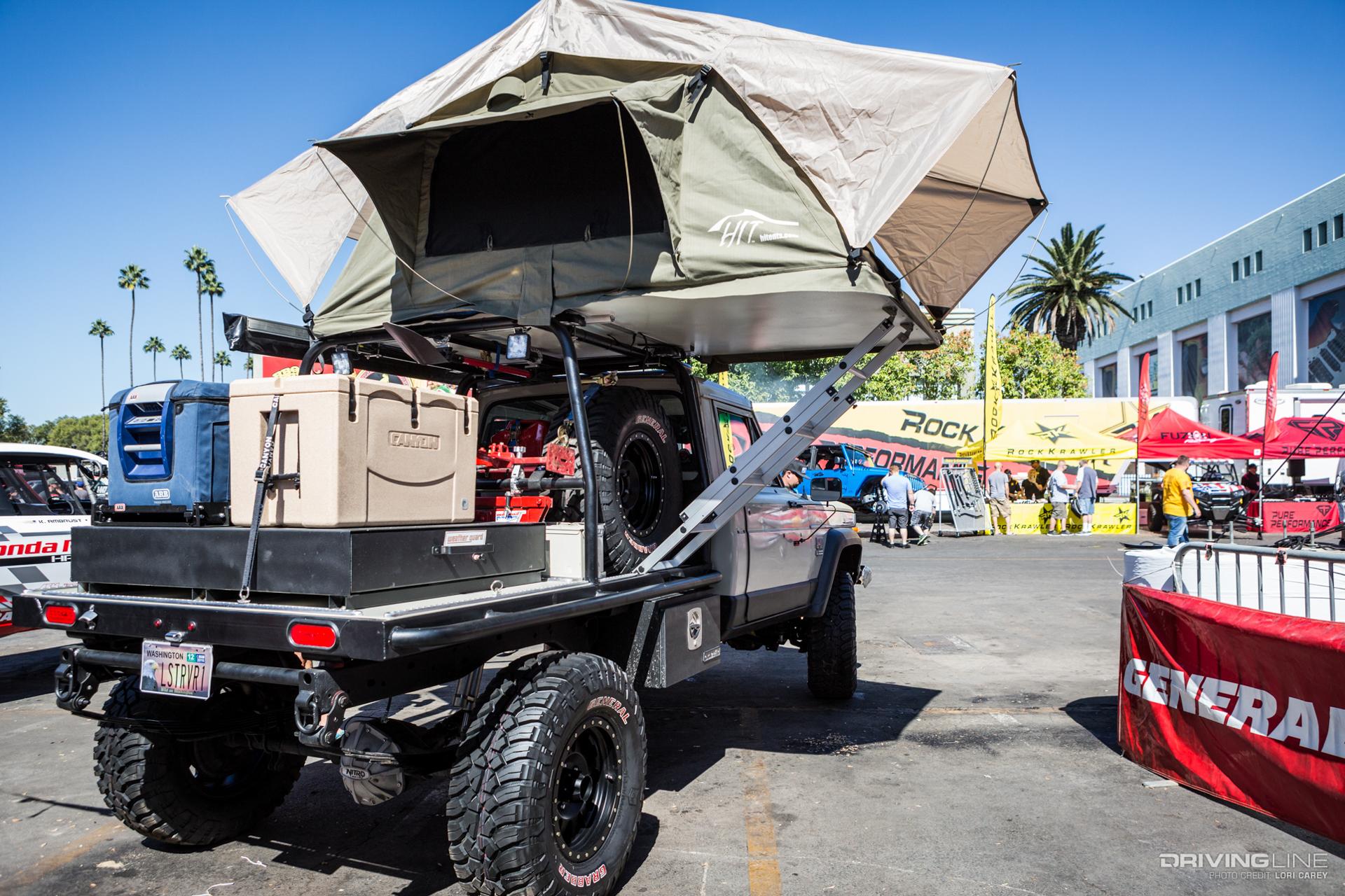 2016 Off Road Expo Where Trucks Are King Drivingline