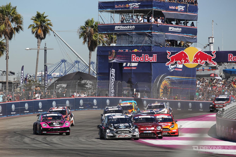 Tanner Foust Vw >> 2016 Red Bull Global Rallycross Finale: Battle at the Port