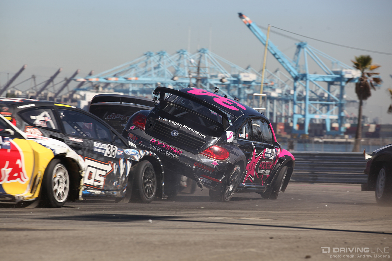 2016 Red Bull Global Rallycross Finale: Battle at the Port ...