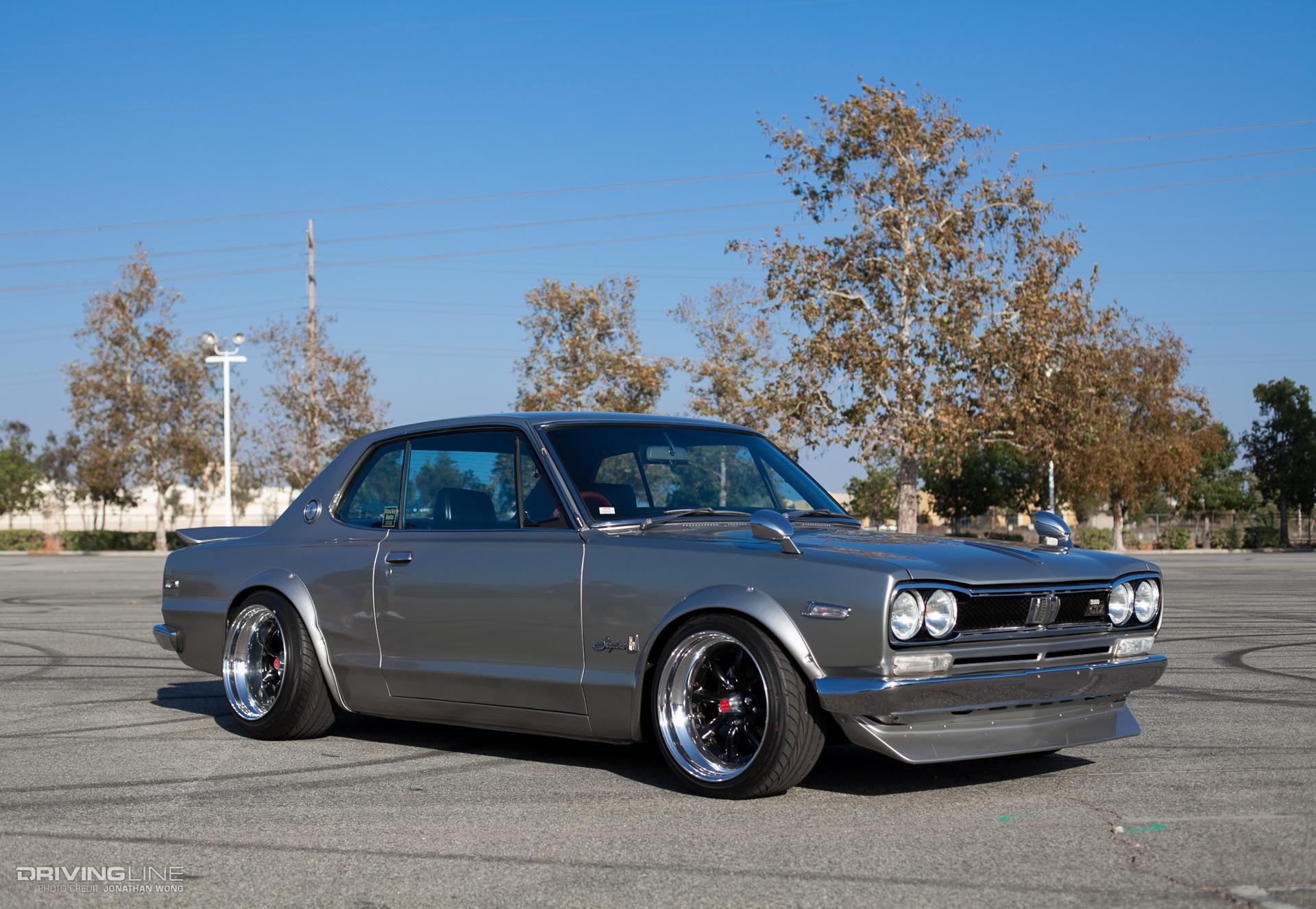 Drive Thru Test Driving A 1971 Nissan Skyline 2000 Gtx