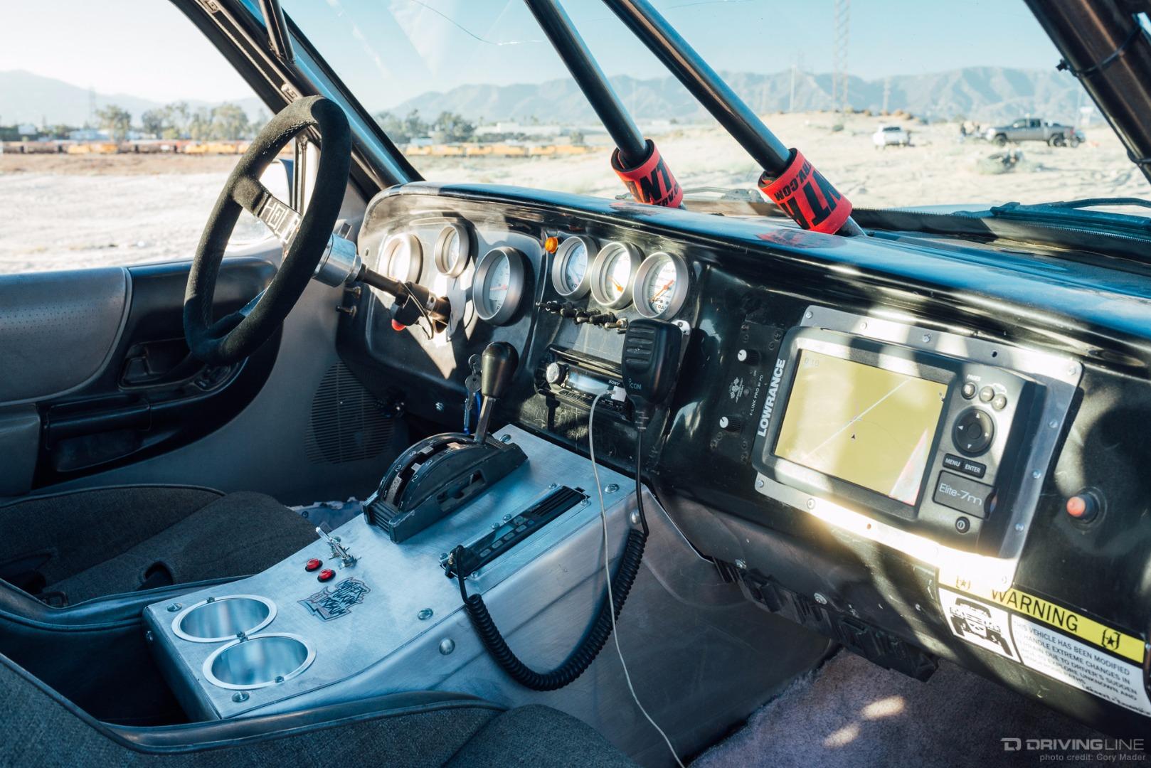 Jr's Desert-Dominating Ford Ranger Prerunner   DrivingLine