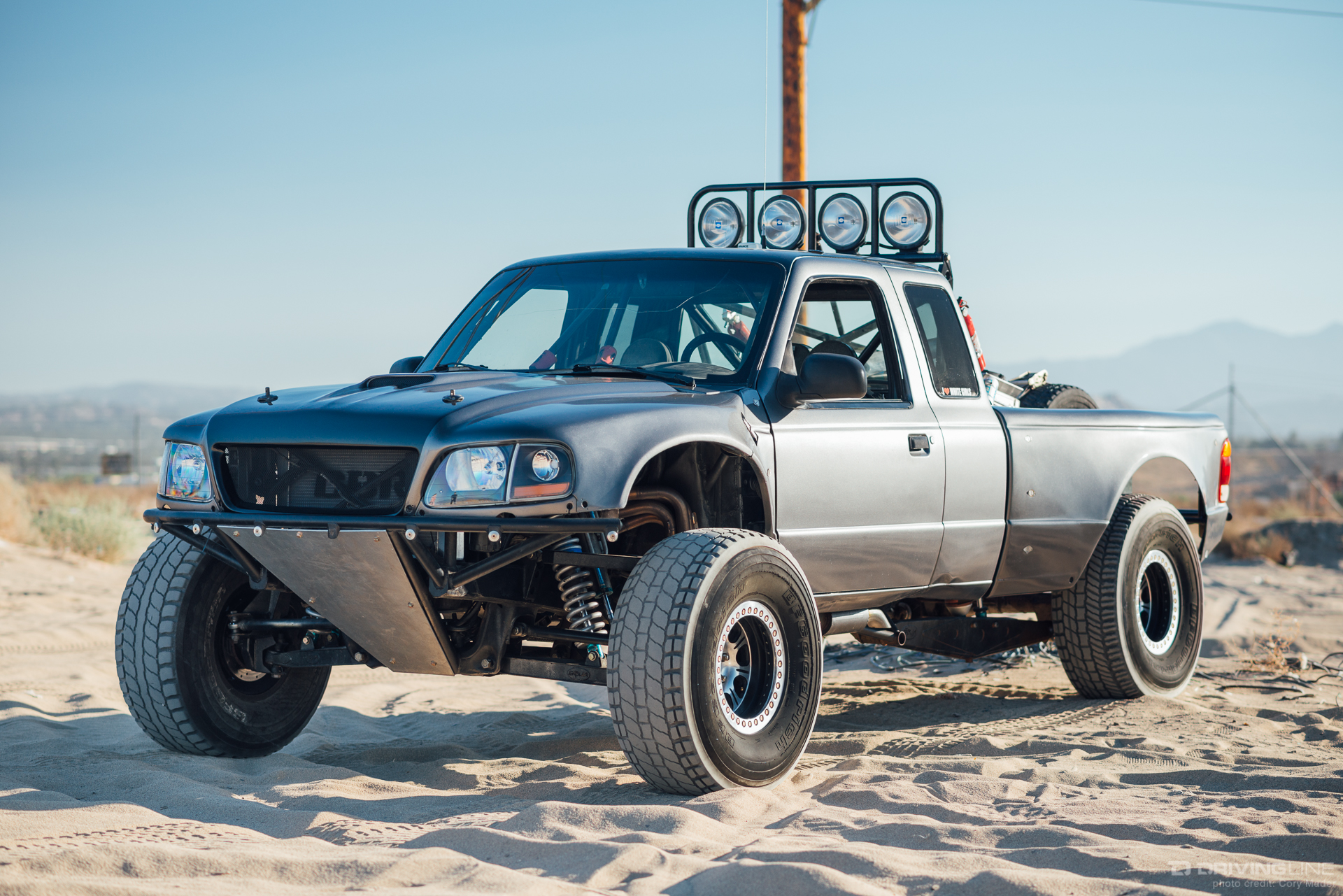Desert Prerunners For Sale >> Jr's Desert-Dominating Ford Ranger Prerunner | DrivingLine