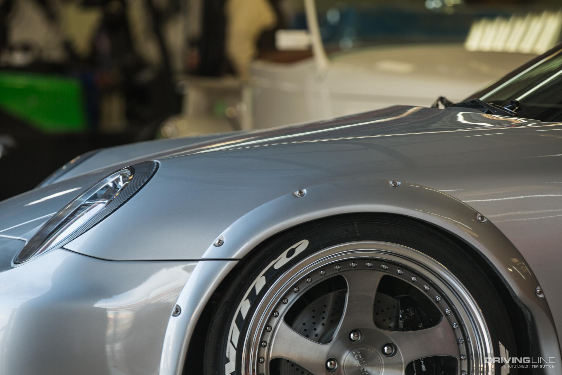 Gas Monkey Garage S Ls Swapped Porsche 996 Not Just A