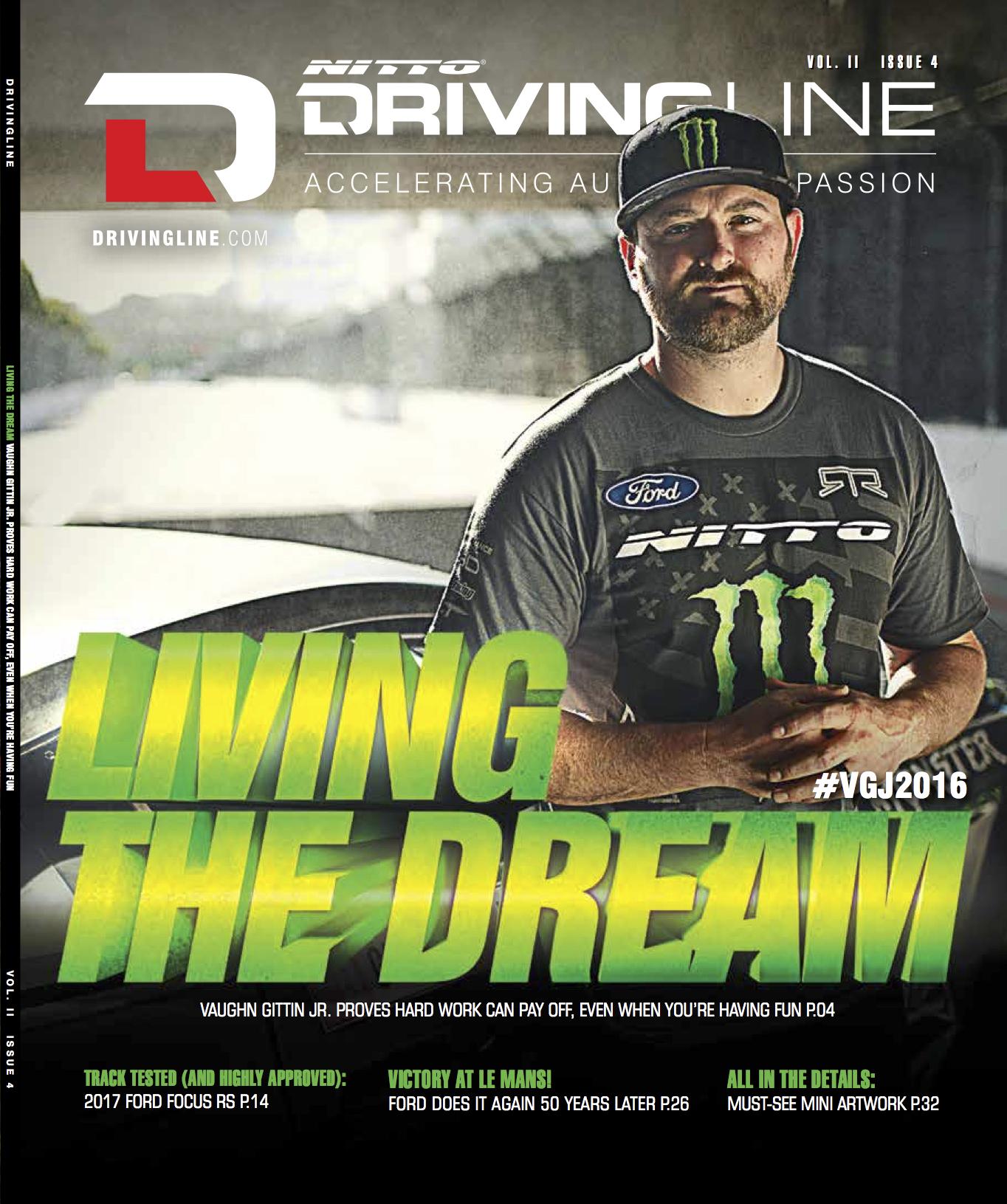 Vaughn Gittin Jr. Cover