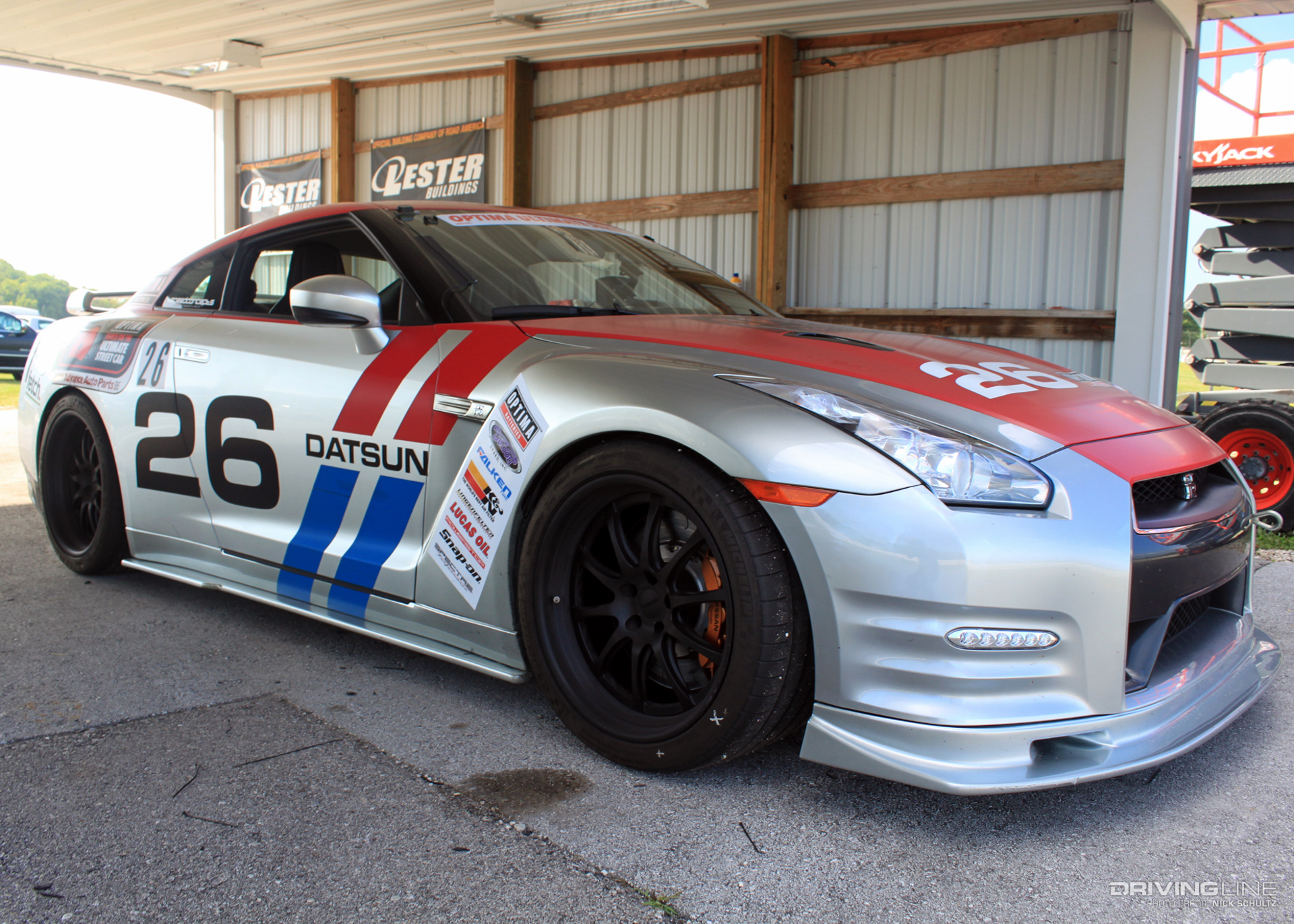 Weekend Racer: Tracking My Nissan 370Z Sport at Ultimate Street Car ...
