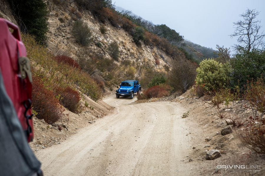 2016 Jeep Wrangler Diesel >> Sugarpine Mountain Trail Review: Take Your Jeep Off-Road ...