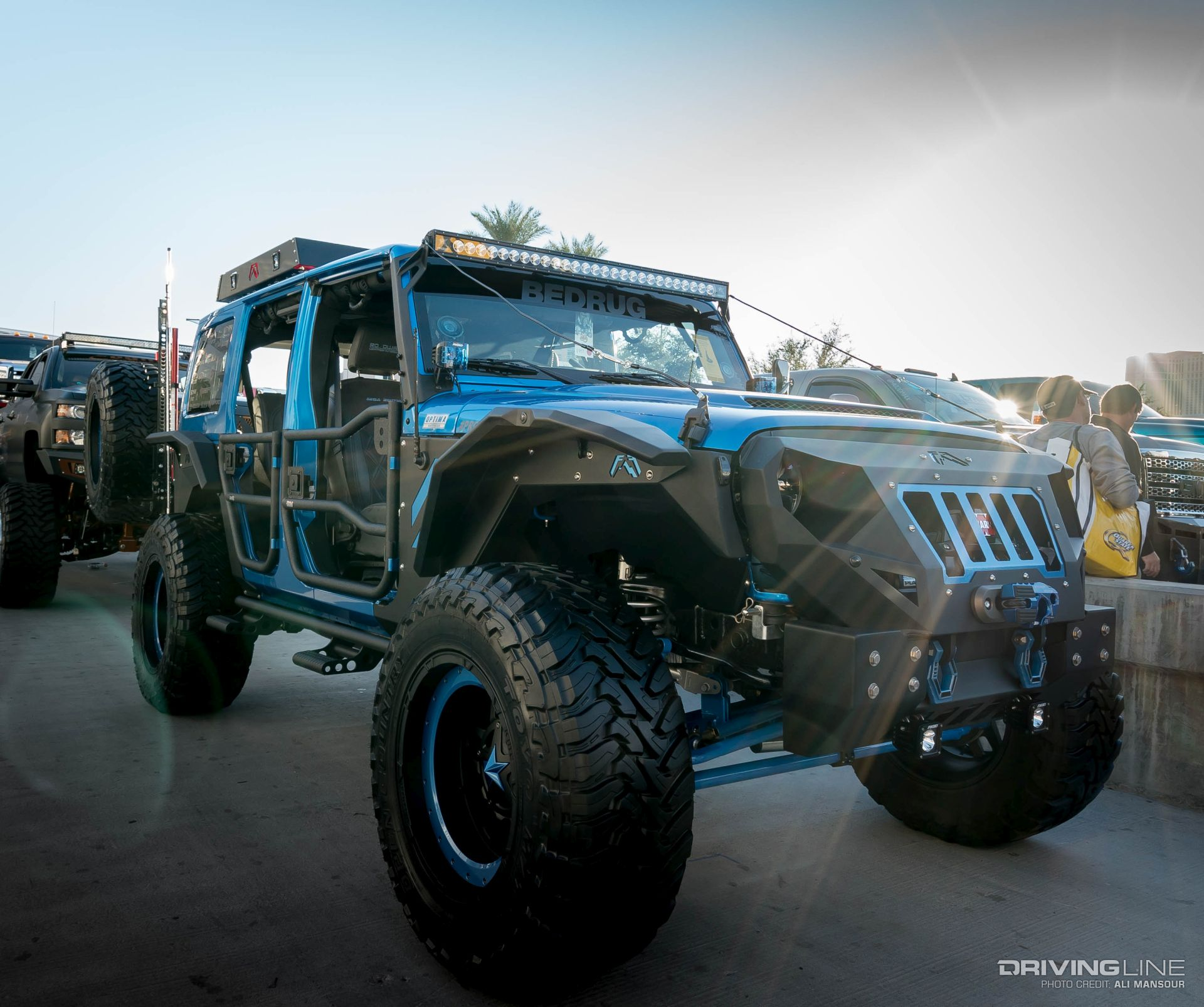 Jeeps of SEMA 2016 [Gallery] | DrivingLine