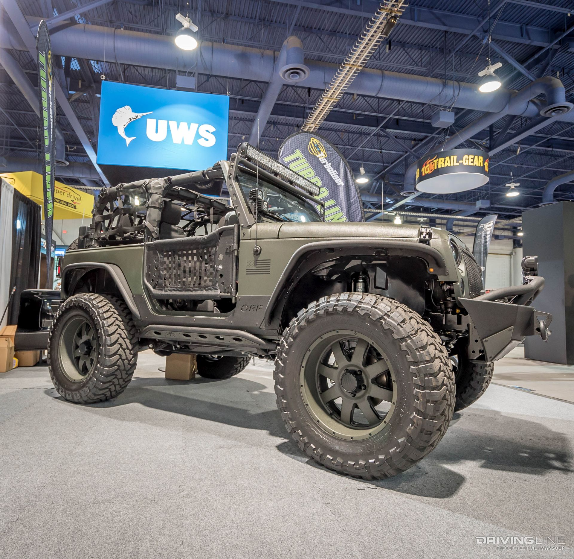 Jeep Truck >> Jeeps of SEMA 2016 [Gallery] | DrivingLine