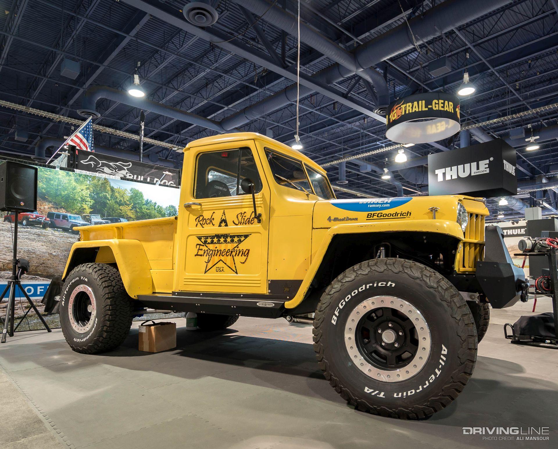 2016 Jeep Wrangler Diesel >> Jeeps of SEMA 2016 [Gallery] | DrivingLine
