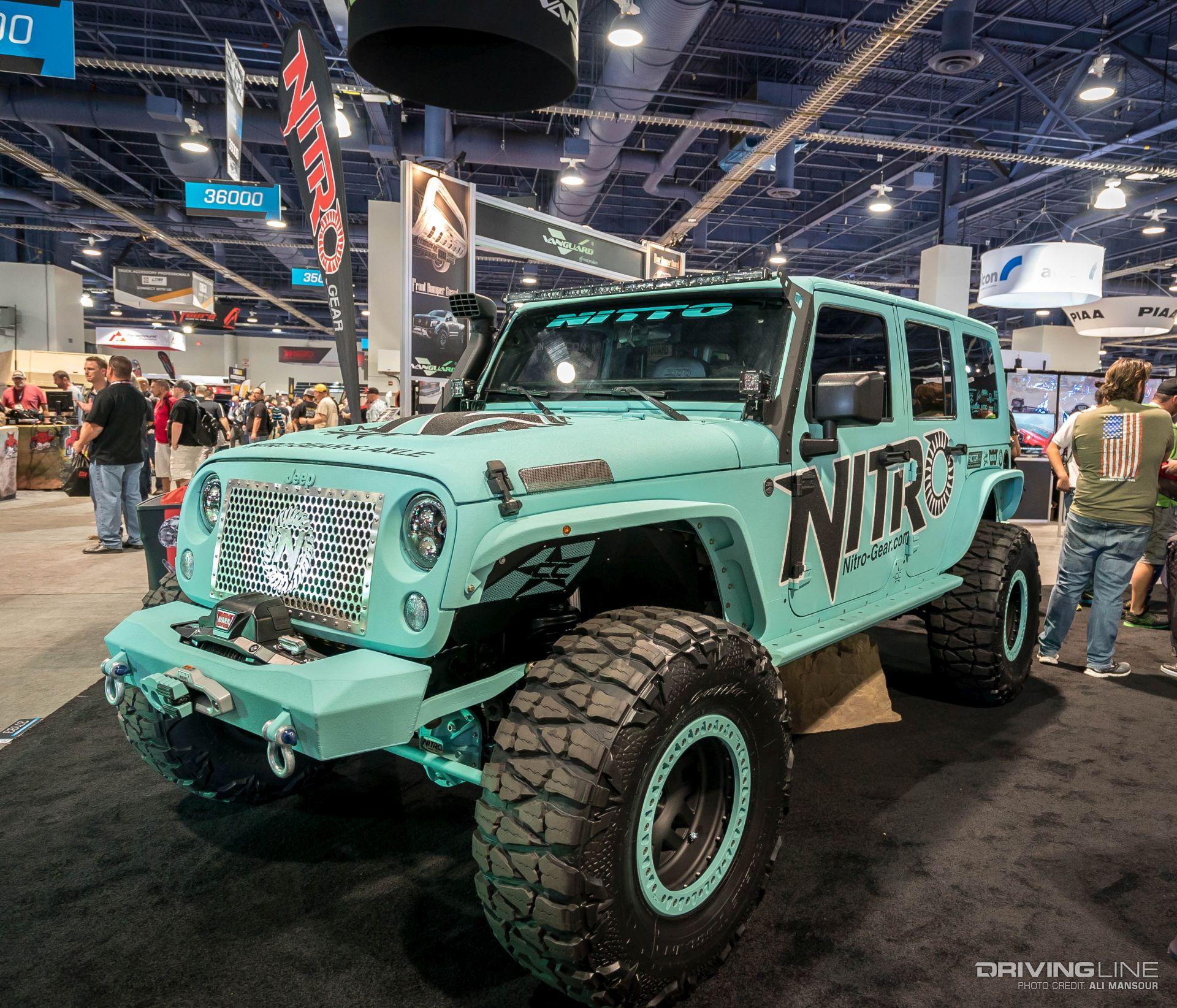 Jeeps Of SEMA 2016 [Gallery]