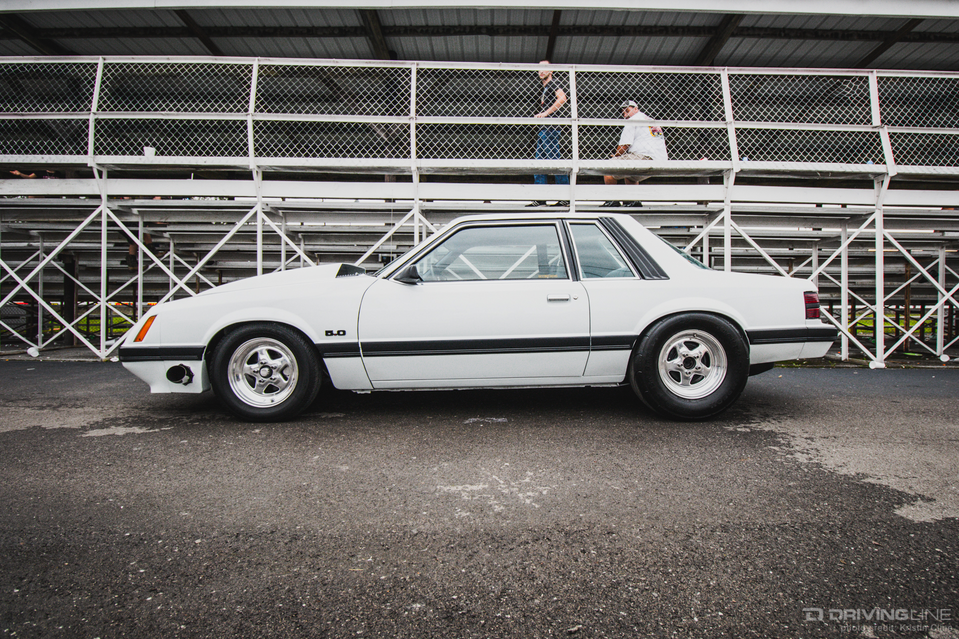 The Comeback Kid A 1985 Fox Body Mustang With Heart