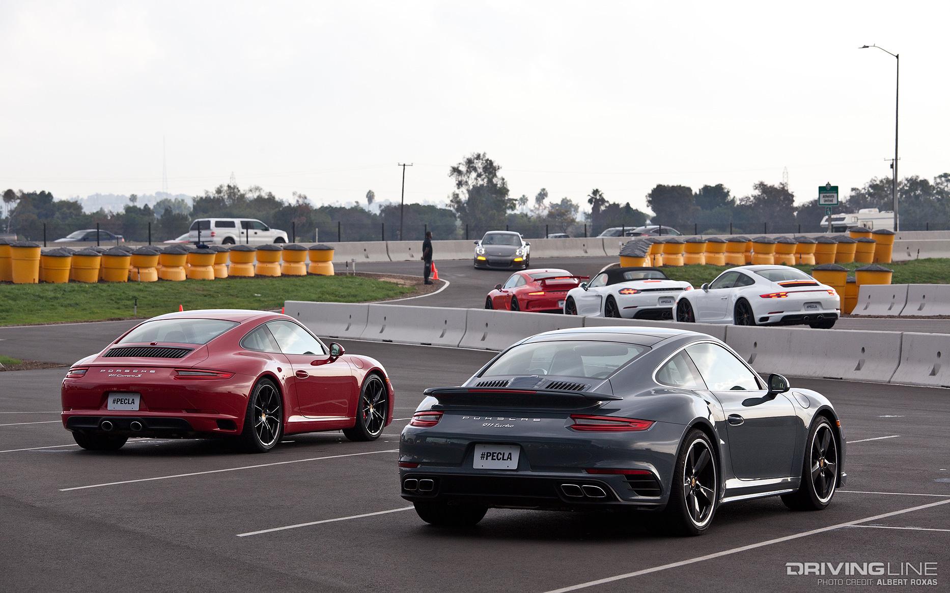 Porsche Driving Experience Carson >> Porsche Gives Los Angeles an Early Christmas Gift | DrivingLine