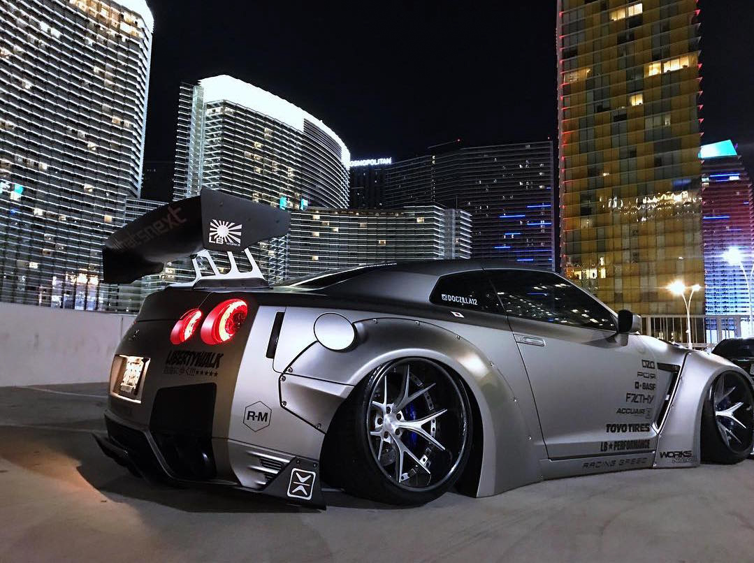 New Nissan Truck >> Take 5: Doczilla's Liberty Walk GTR | DrivingLine
