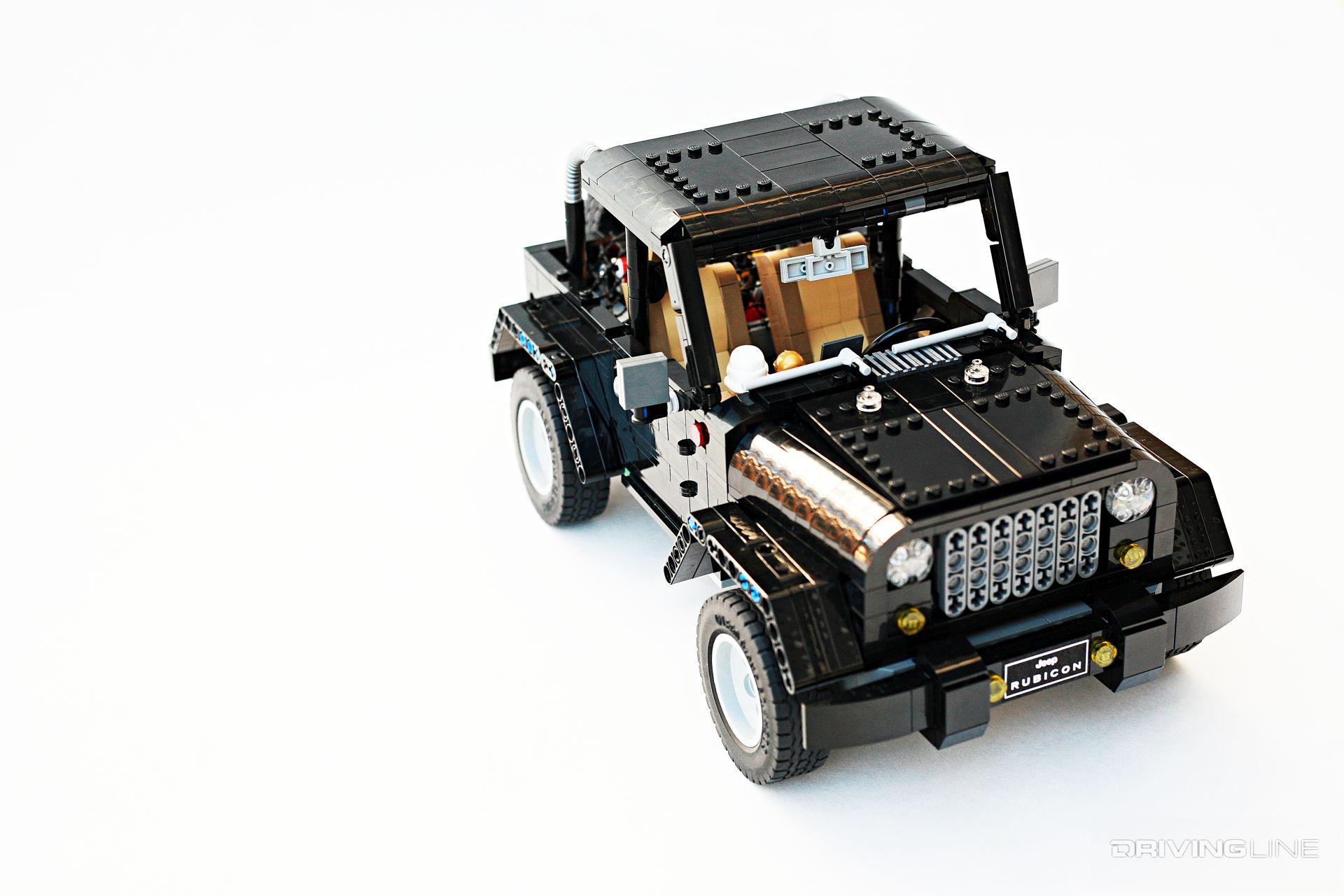 2016 Jeep Wrangler Diesel >> Lego Ideas: Jeep Wrangler Rubicon   DrivingLine