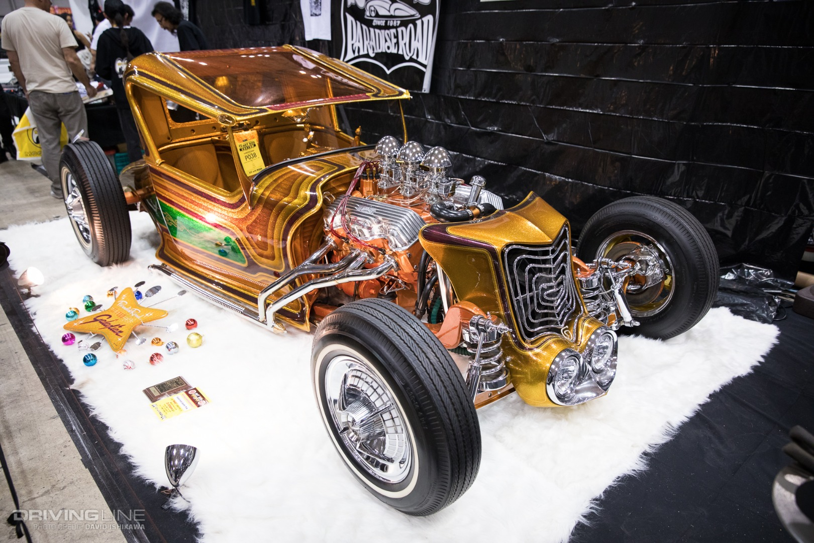 Mooneyes Hot Rod Custom Show 2016 | DrivingLine
