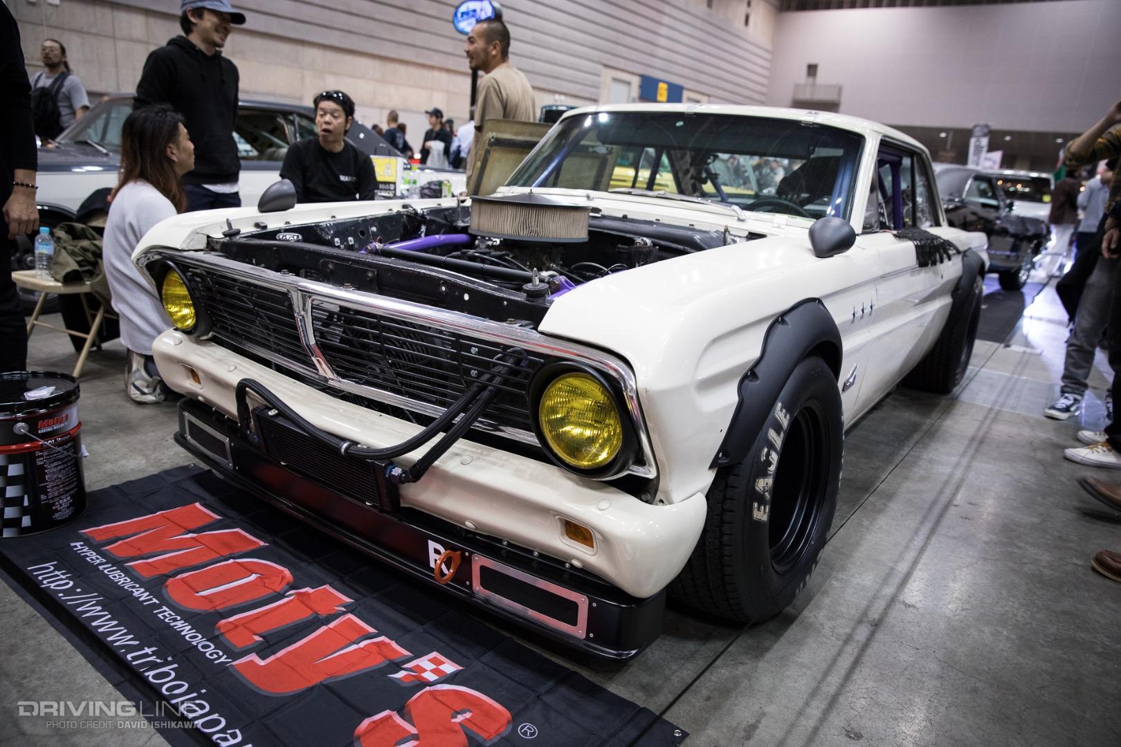 Yokohama Hotrod Custom Show 2017 >> Mooneyes Hot Rod Custom Show 2016 | DrivingLine