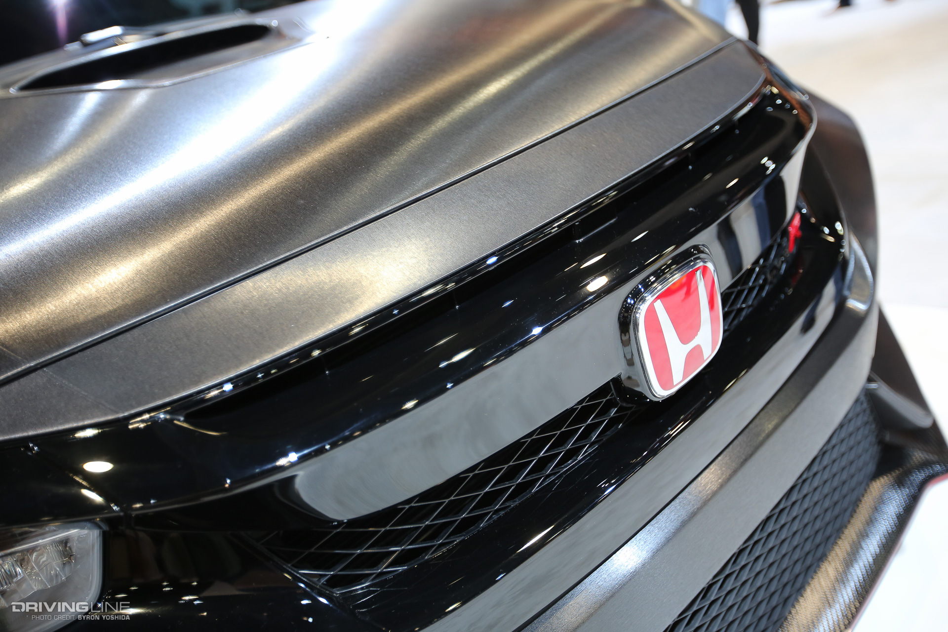 What to Expect From the 2017 Civic Type R | DrivingLine