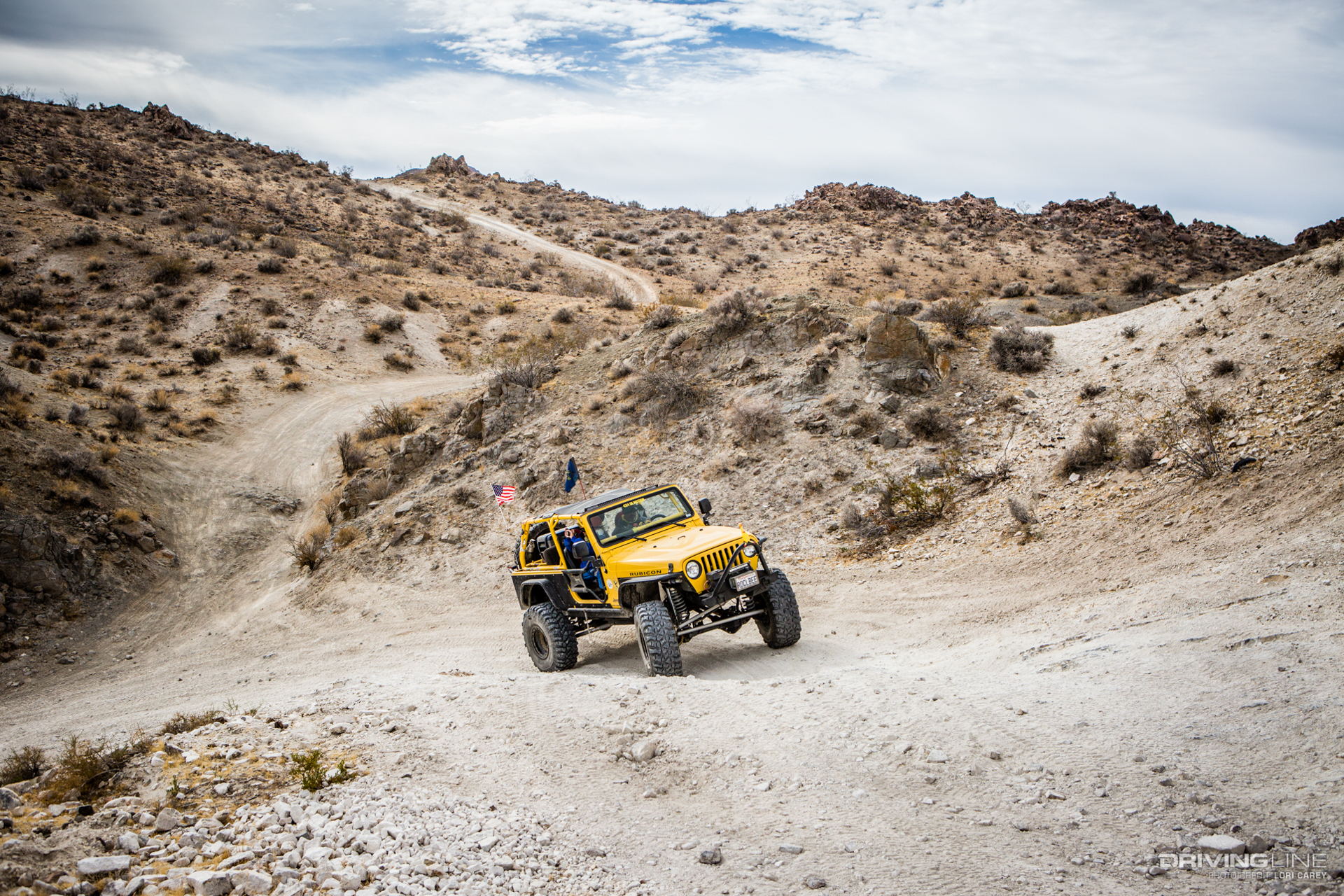 Panamint Valley Trail Review: Helter Skelter in Death ...