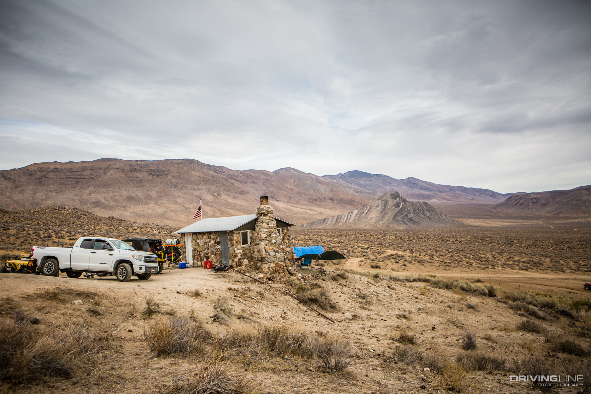 Panamint Valley Trail Review Helter Skelter In Death